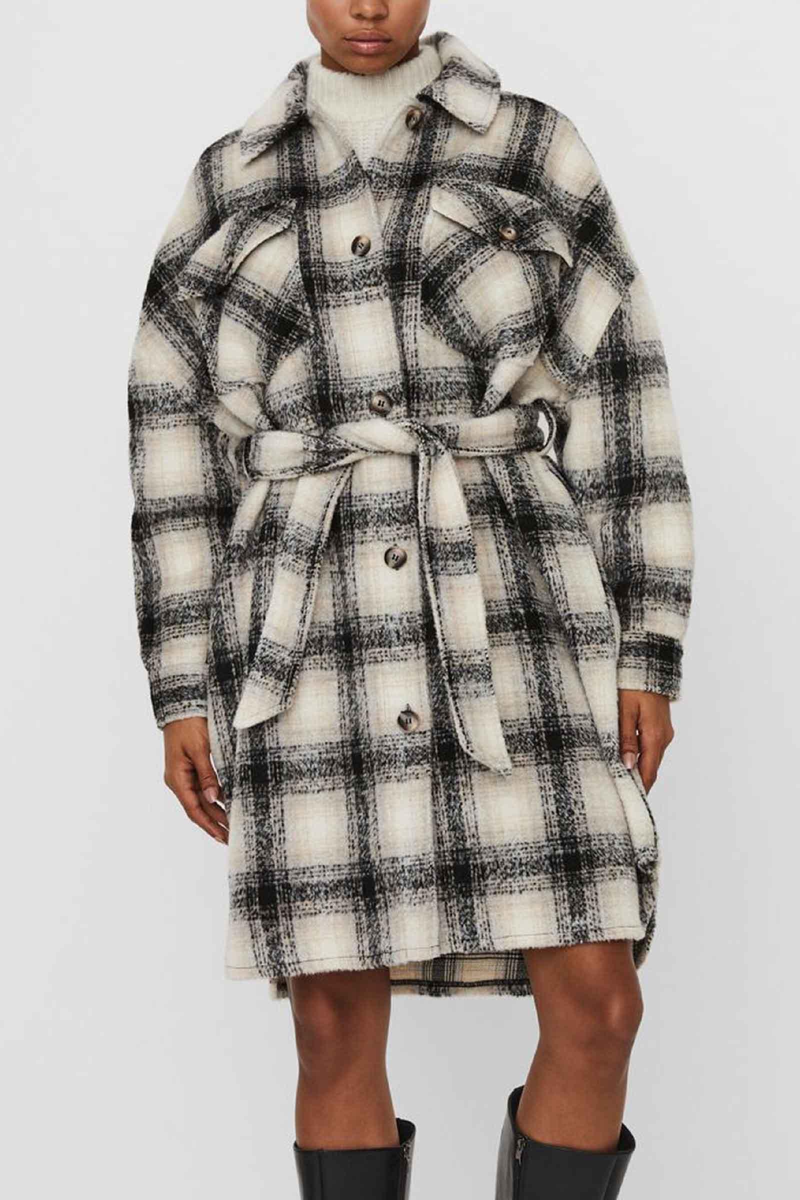 Woman Jacket VERO MODA   Jacket   10250329Checks-CHECK