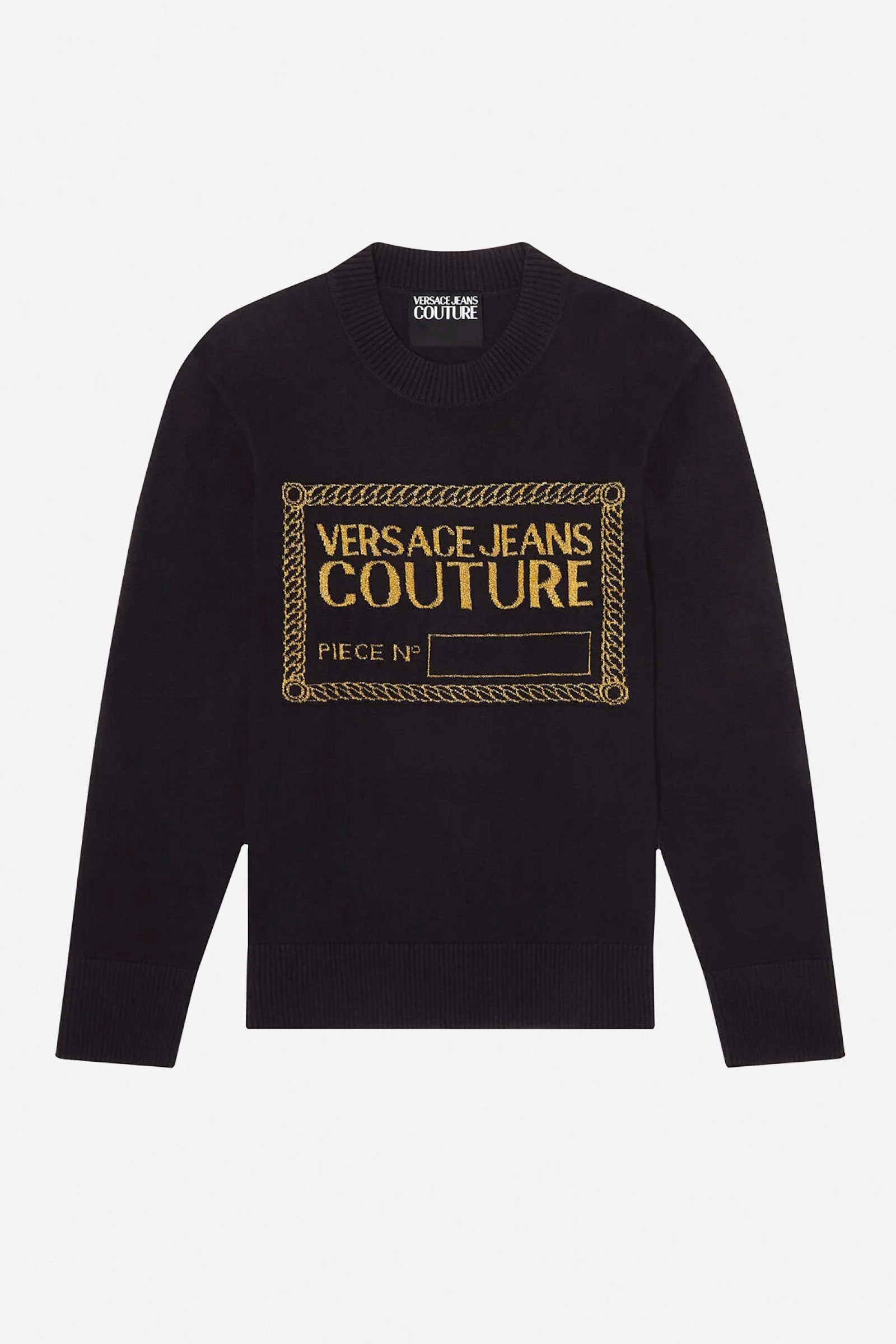 VERSACE JEANS COUTURE | Sweatshirt | 71GAF801 CM06HK42