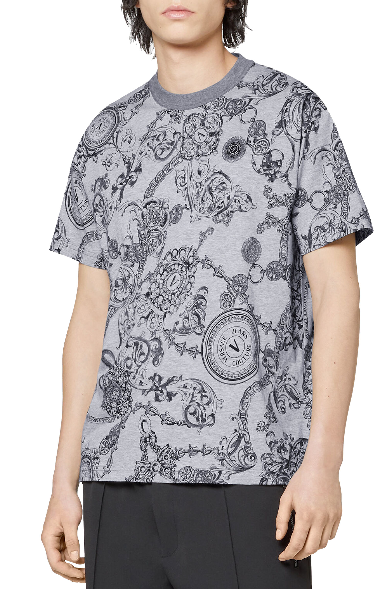 VERSACE JEANS COUTURE | T-Shirt | 71GAH6R1 JS017802