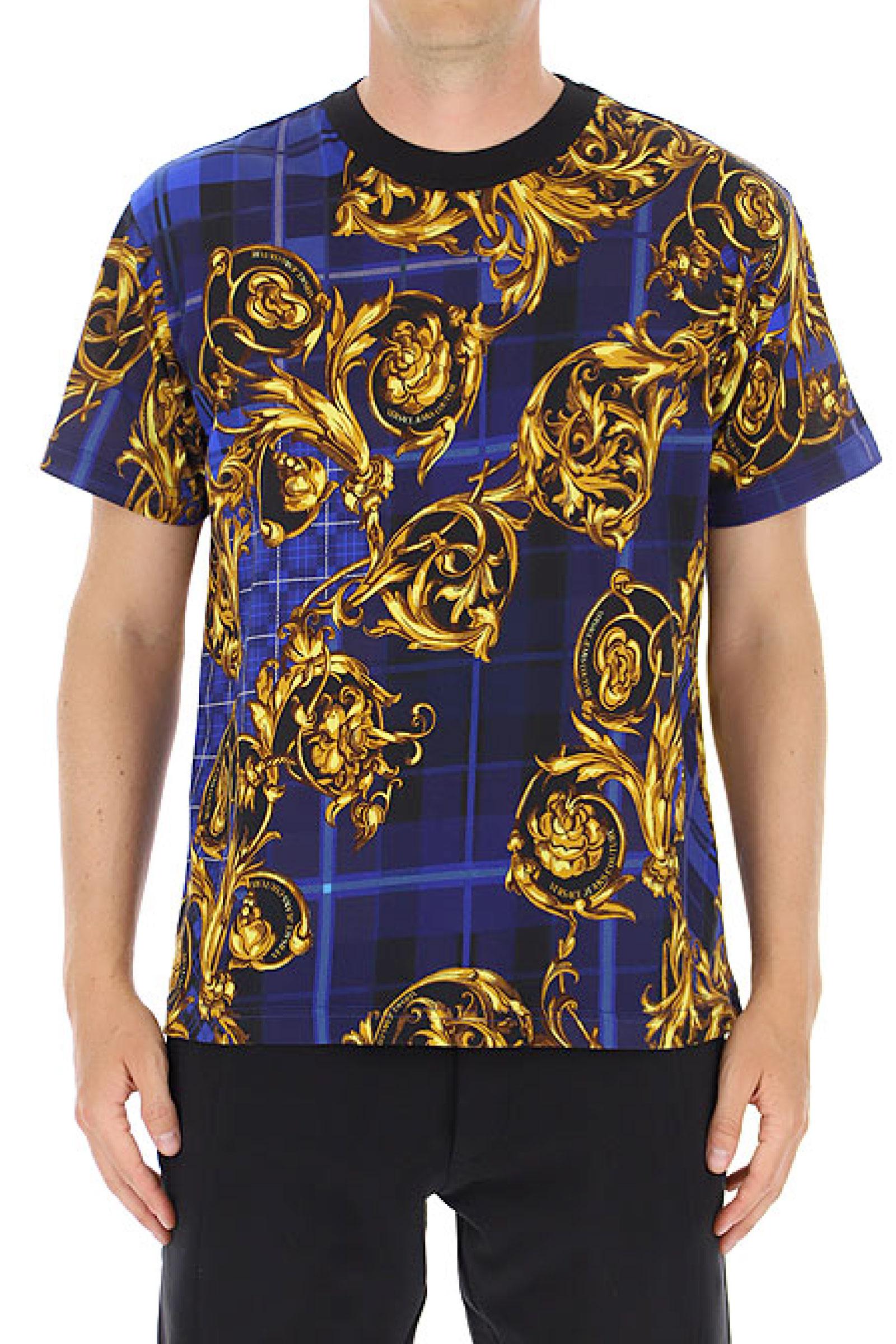 VERSACE JEANS COUTURE | T-Shirt | 71GAH6R6 JS025G42