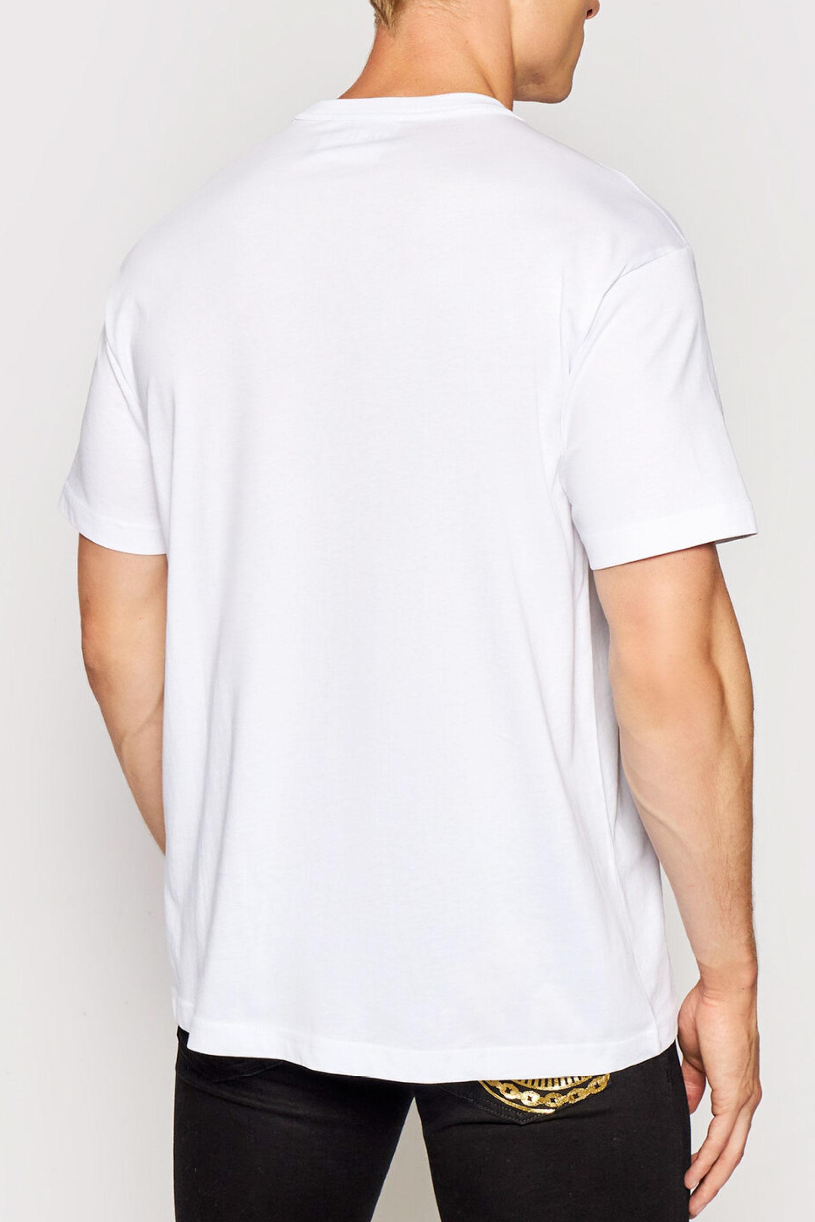 T-Shirt Uomo VERSACE JEANS COUTURE   T-Shirt   71GAHT19 CJ00T003