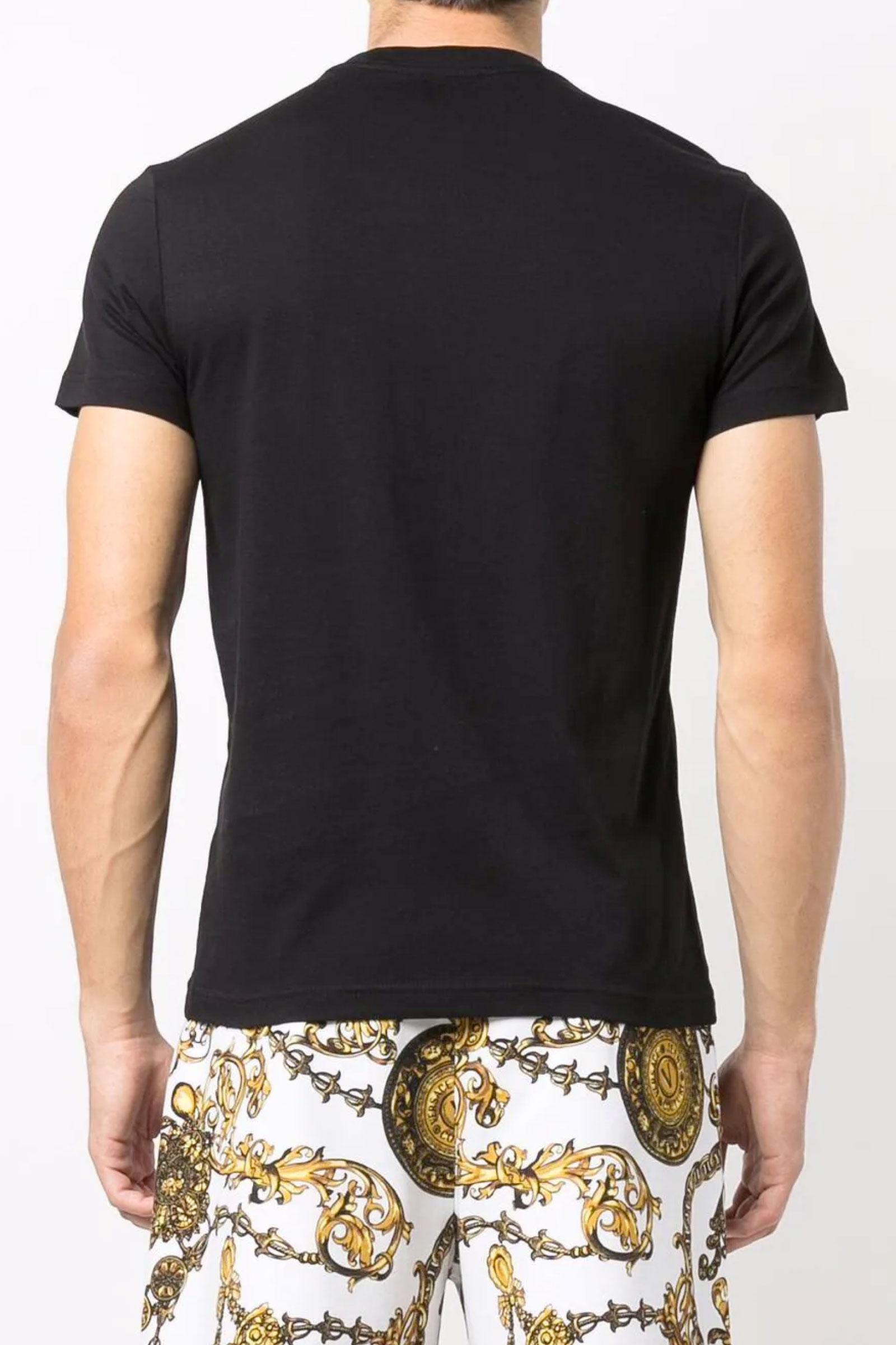 T-Shirt Uomo VERSACE JEANS COUTURE | T-Shirt | 71GAHT27 CJ00TG89
