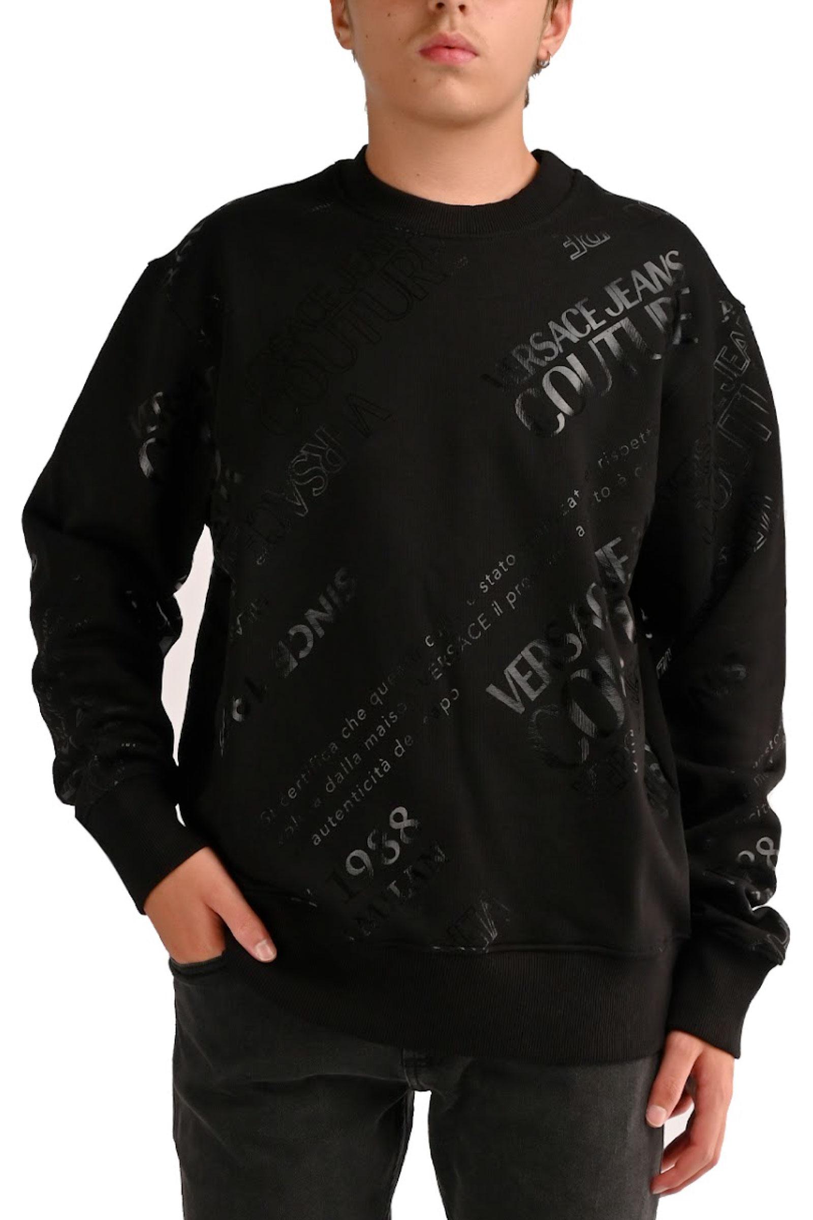 VERSACE JEANS COUTURE | Sweatshirt | 71GAIT14 CF00T802