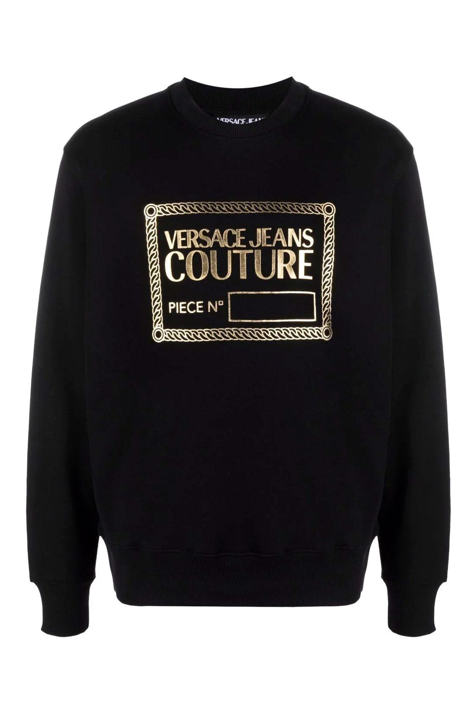 VERSACE JEANS COUTURE   Sweatshirt   71GAIT15 CF00TG89