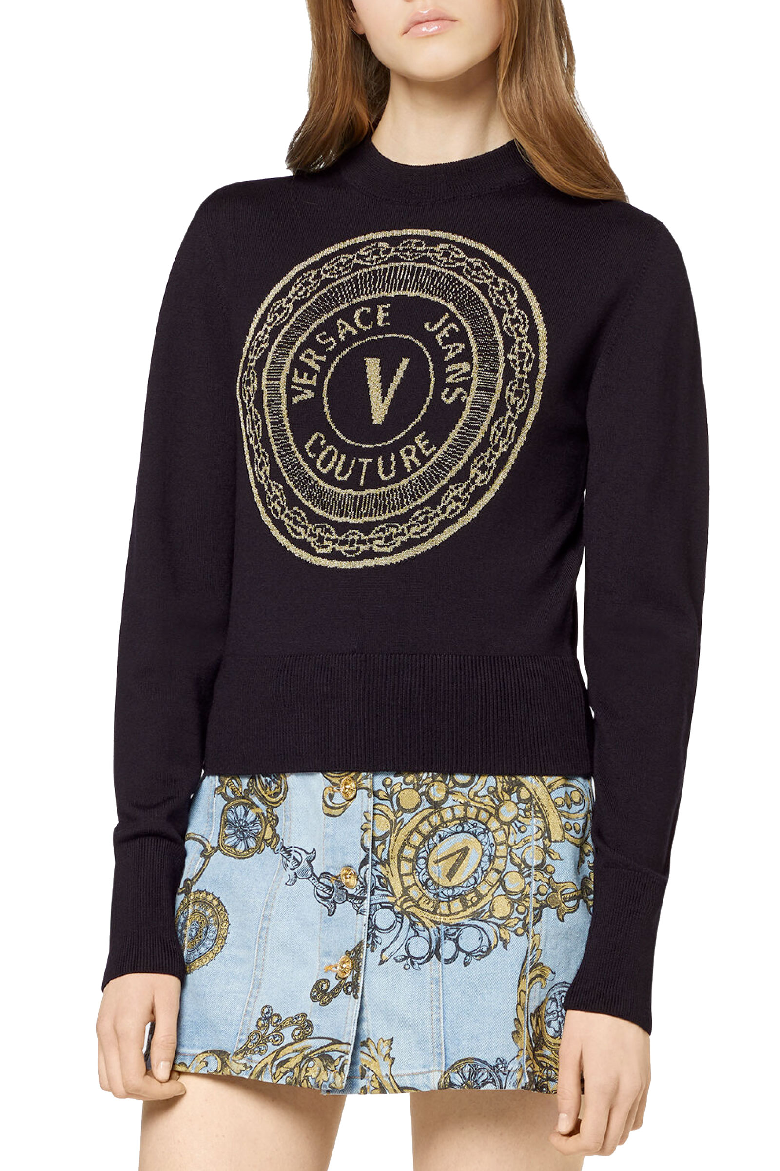 VERSACE JEANS COUTURE   Mesh   71HAF842 CM01MK42
