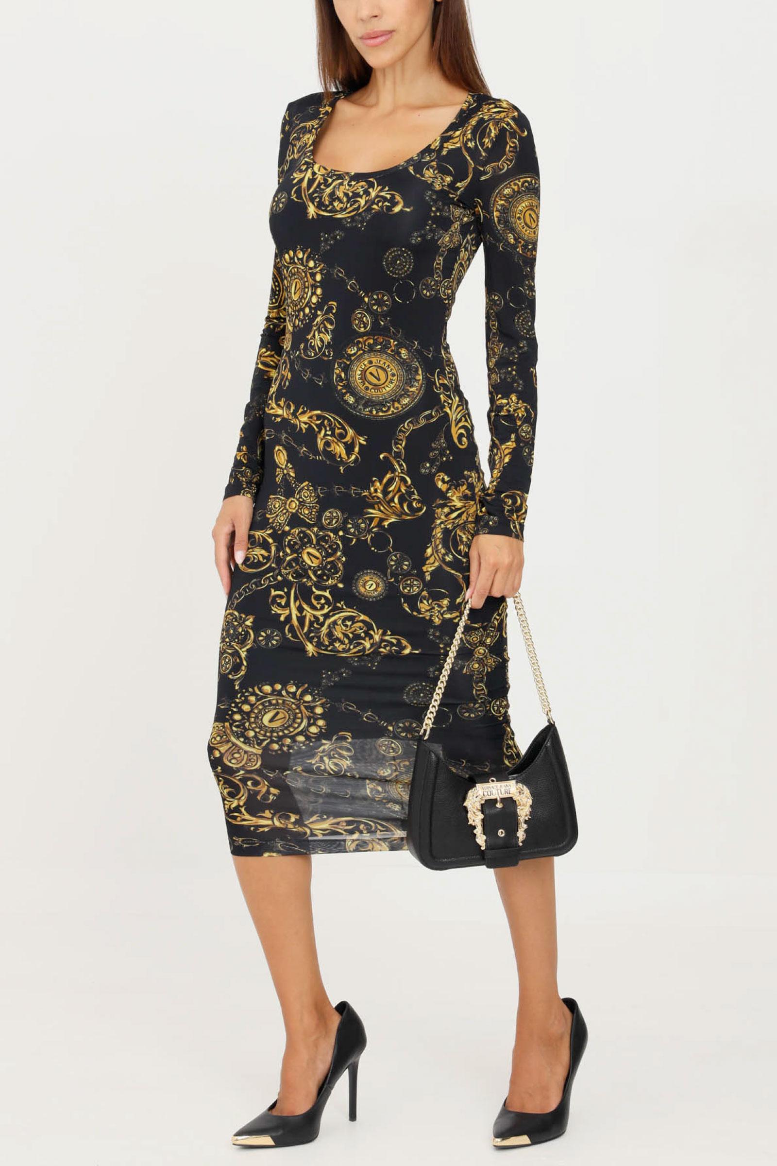 Vestito Donna VERSACE JEANS COUTURE   Vestito   71HAO920 JS012G89
