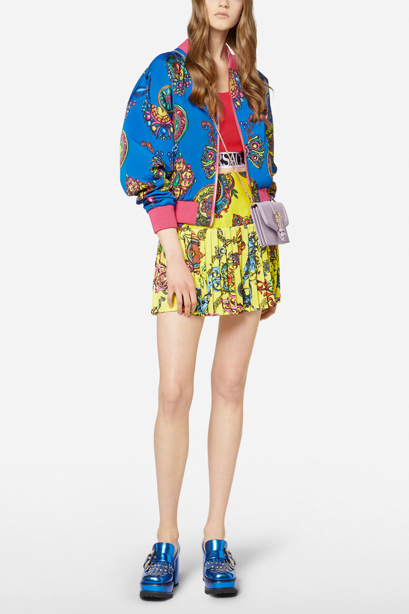 VERSACE JEANS COUTURE | Jacket | 71HAS488 CQS00243