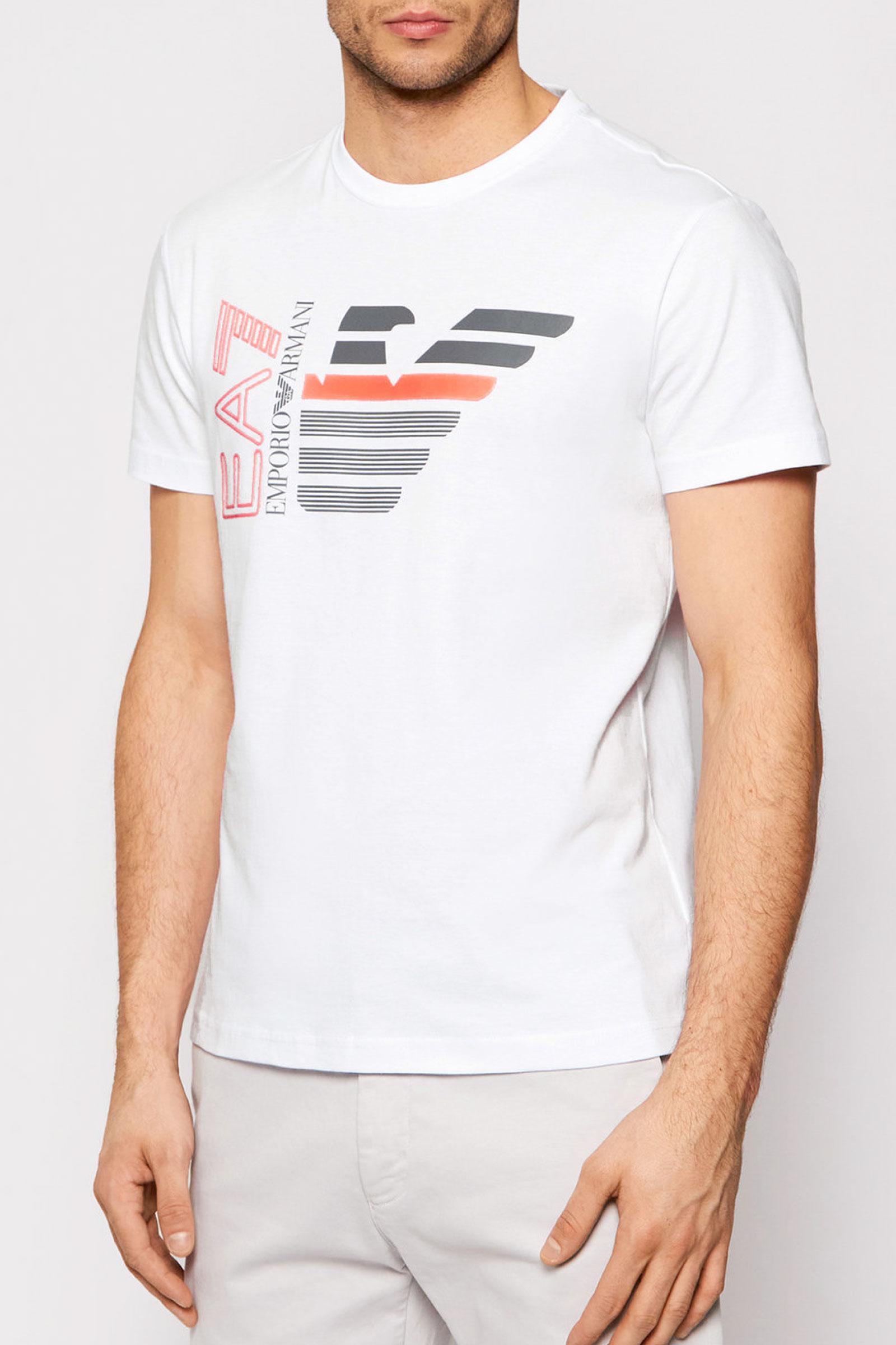 ARMANI EA7 Men's T-Shirt ARMANI EA7   T-Shirt   3KPT22 PJ6EZ1100