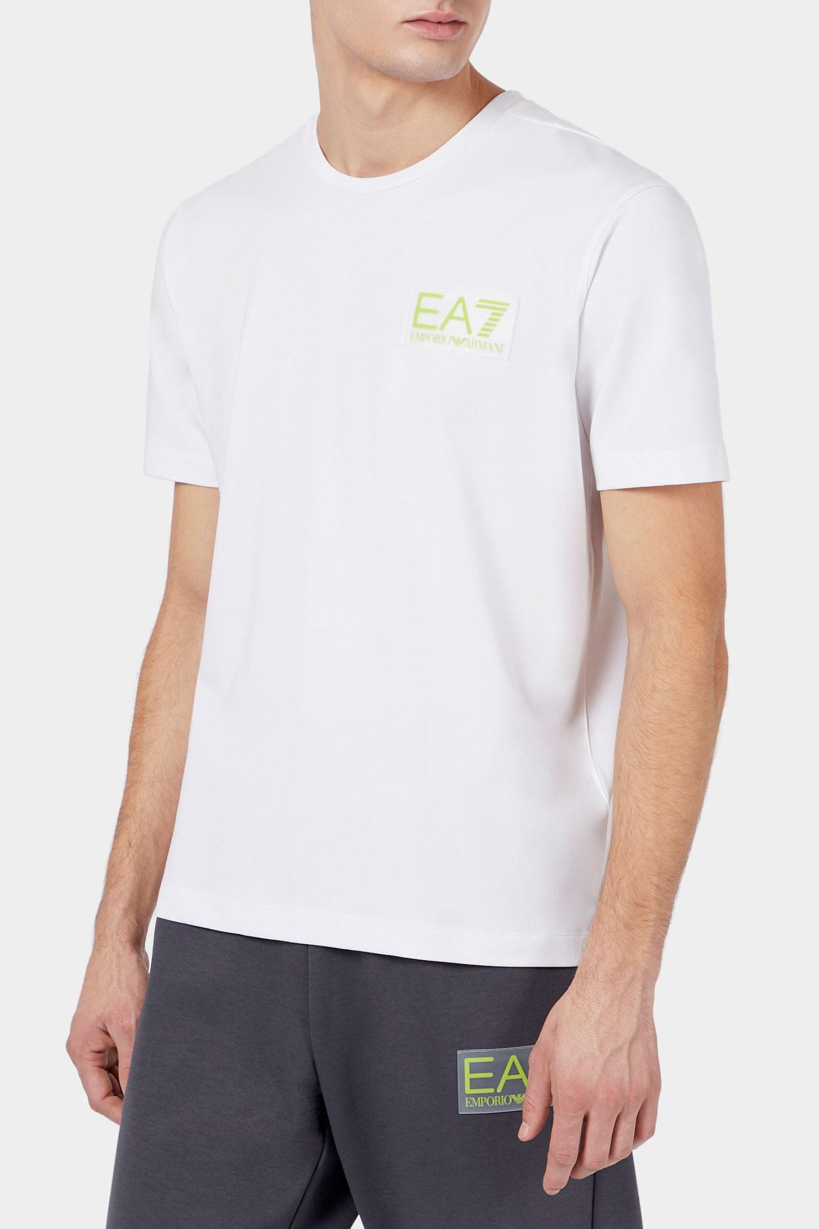 ARMANI EA7 Men's T-Shirt ARMANI EA7   T-Shirt   3KPT36 PJ7UZ1100