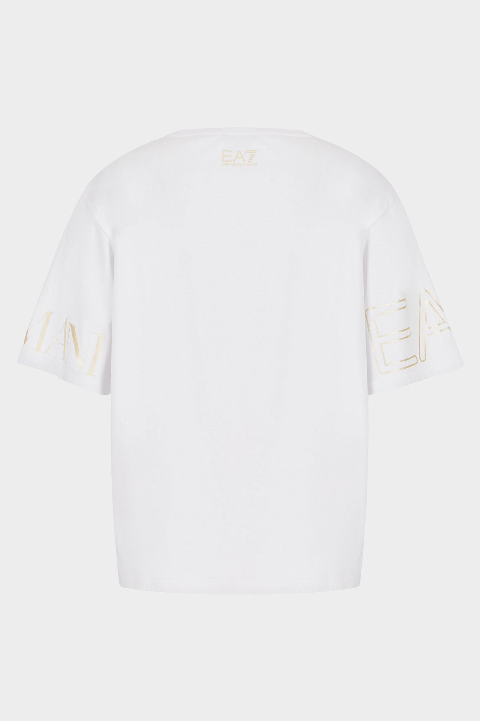 ARMANI EA7 T-Shirt Donna ARMANI EA7 | T-Shirt | 3KTT18 TJ29Z0101
