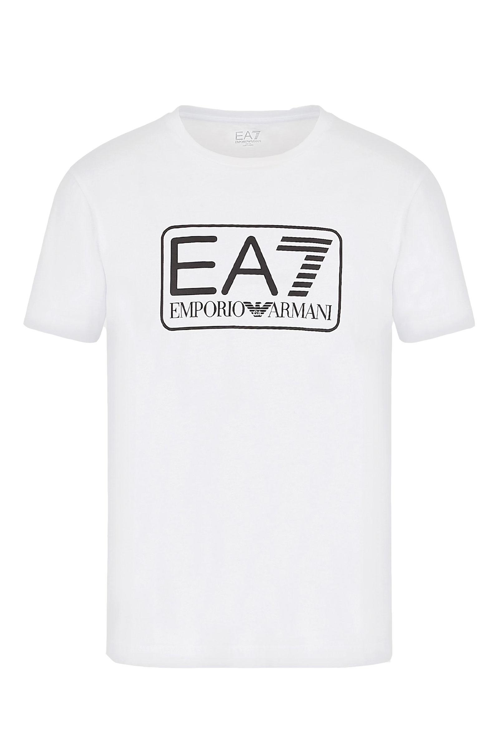 ARMANI EA7 Men's T-Shirt ARMANI EA7 | T-Shirt | 8NPT10 PJNQZ1100