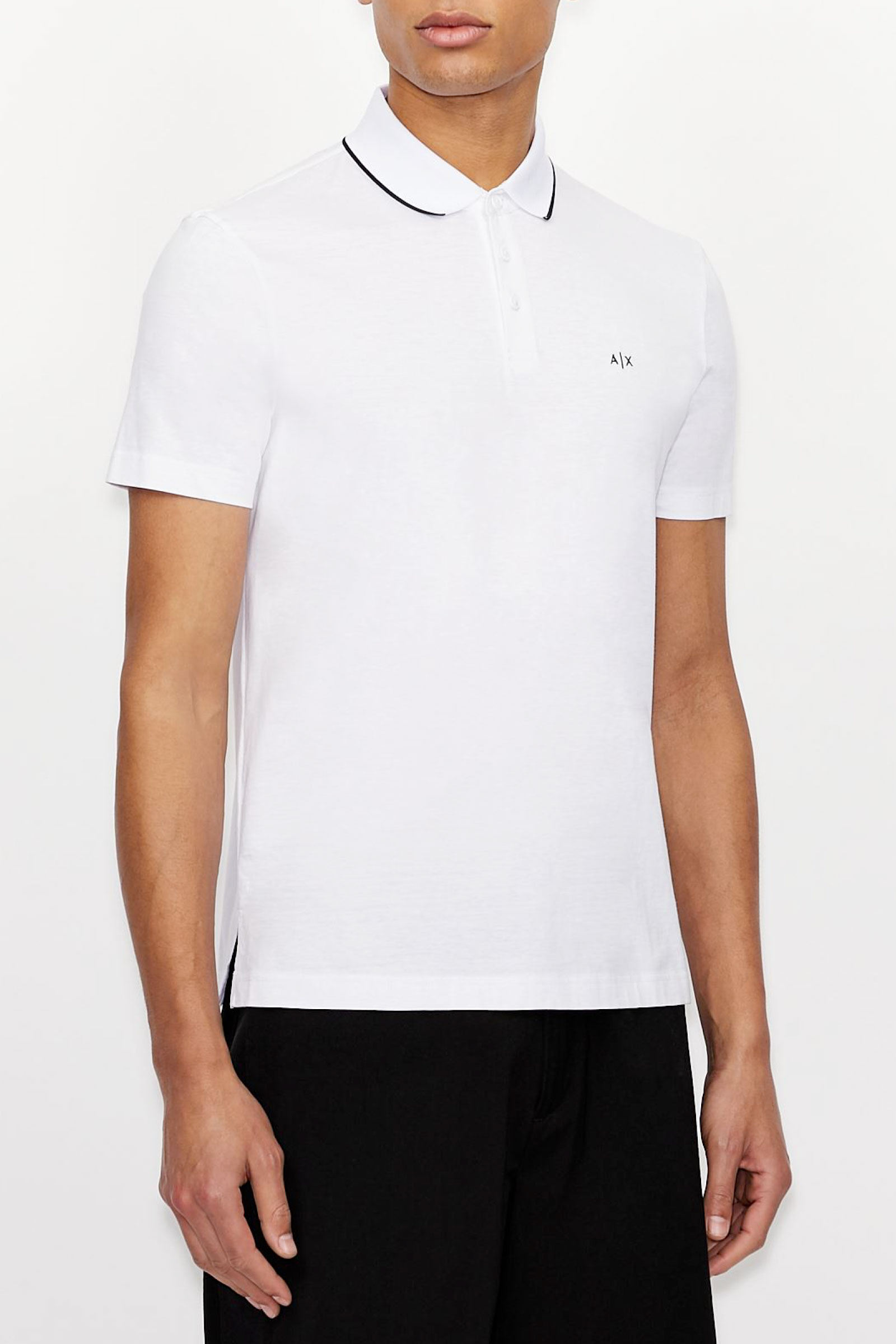 ARMANI EXCHANGE Polo Uomo ARMANI EXCHANGE | Polo | 3KZFFT ZJ2ZZ1100