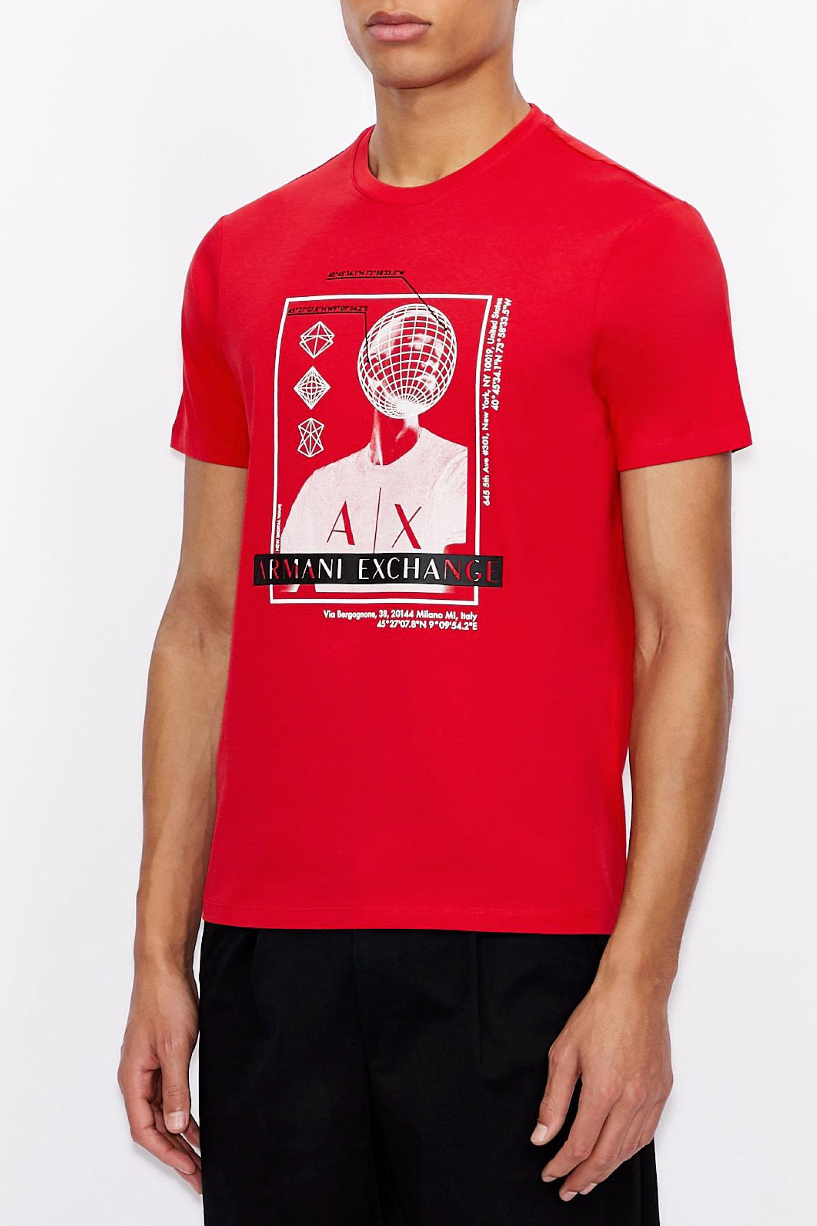 ARMANI EXCHANGE | T-Shirt | 3KZTAD ZJ4JZ1400