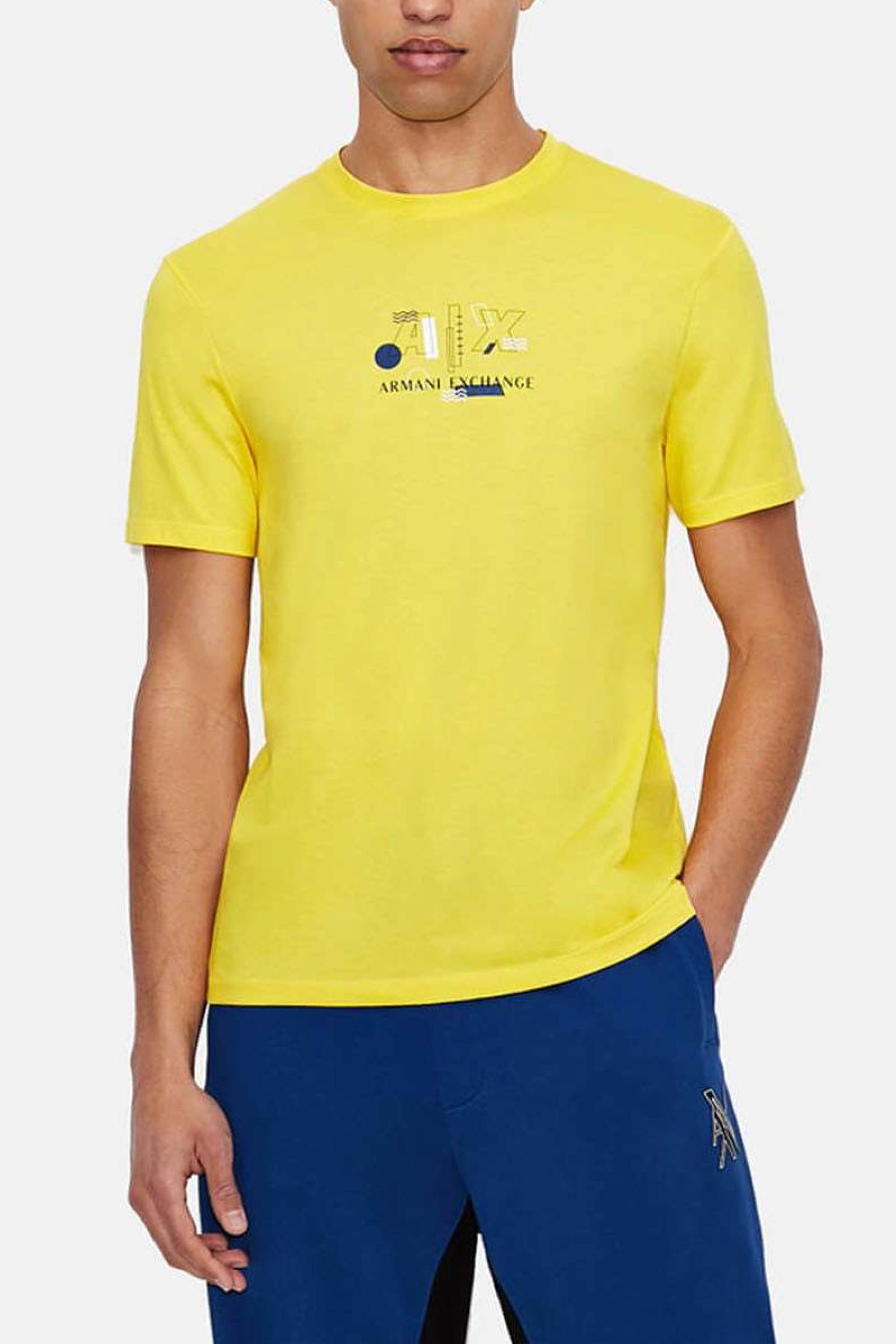 ARMANI EXCHANGE T-Shirt Uomo ARMANI EXCHANGE | T-Shirt | 3KZTBC ZJA5Z1620
