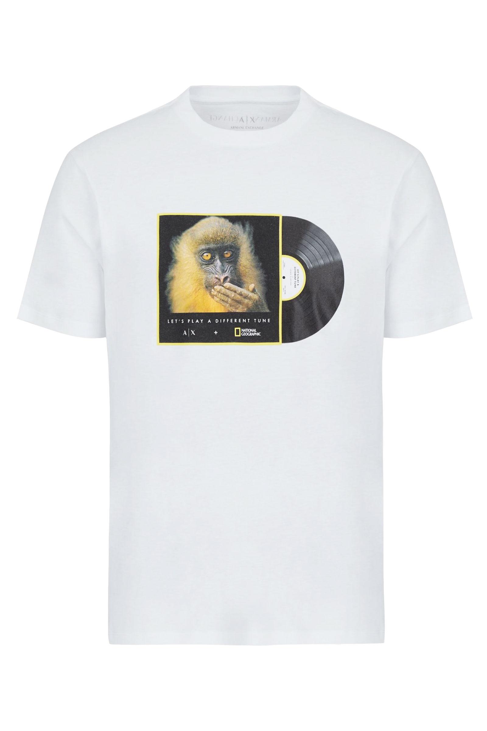ARMANI EXCHANGE T-Shirt Uomo ARMANI EXCHANGE | T-Shirt | 3KZTNA ZJ3DZ9181