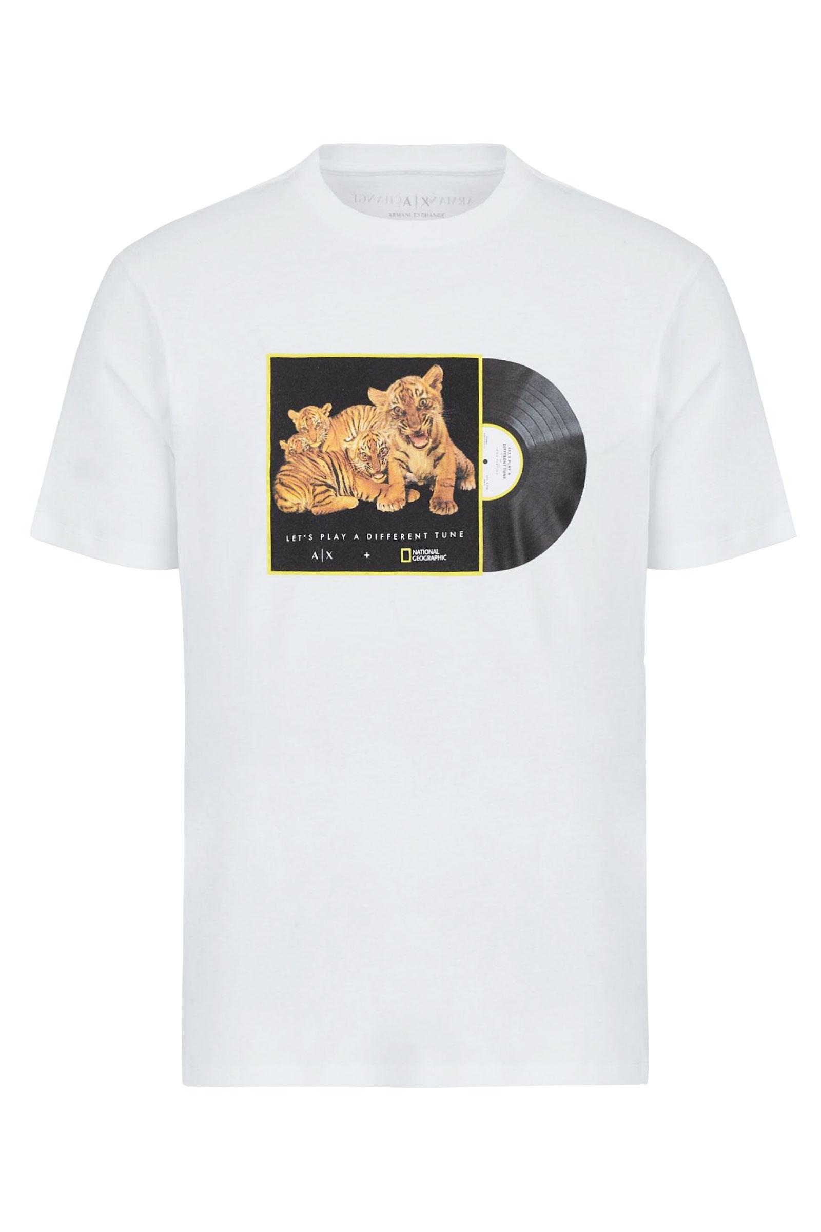 ARMANI EXCHANGE | T-Shirt | 3KZTNA ZJ3DZ9186