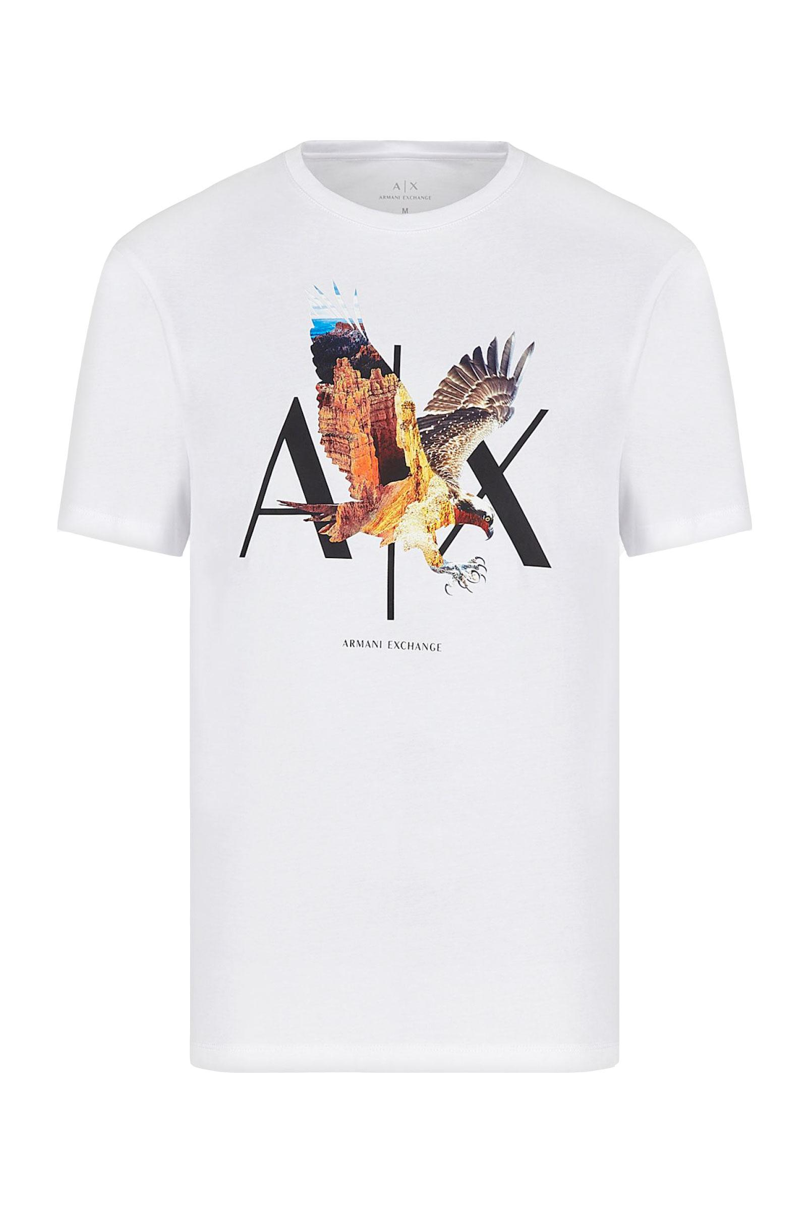 ARMANI EXCHANGE Men's T-Shirt ARMANI EXCHANGE | T-Shirt | 3KZTNE ZJH4Z1100