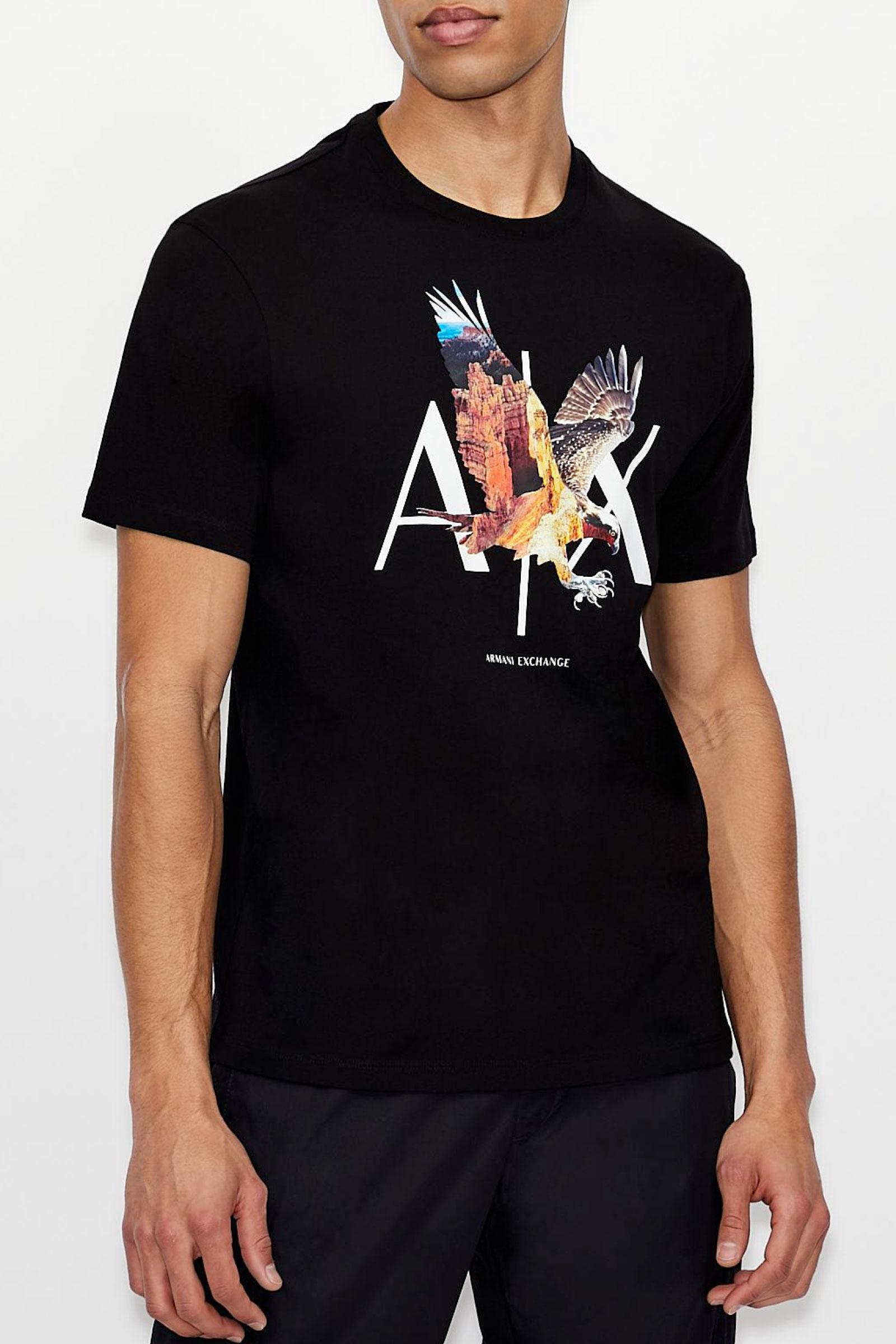 ARMANI EXCHANGE T-Shirt Uomo ARMANI EXCHANGE | T-Shirt | 3KZTNE ZJH4Z1200