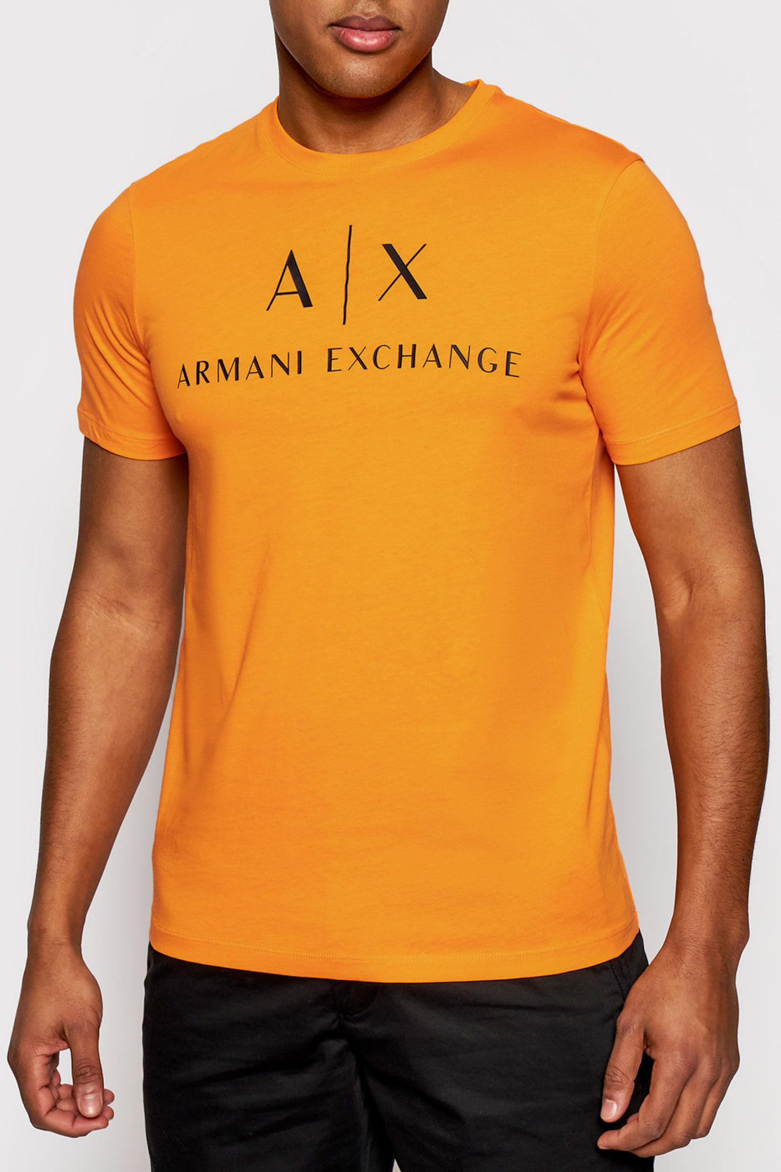 ARMANI EXCHANGE Men's T-Shirt ARMANI EXCHANGE | T-Shirt | 8NZTCJ Z8H4Z1447