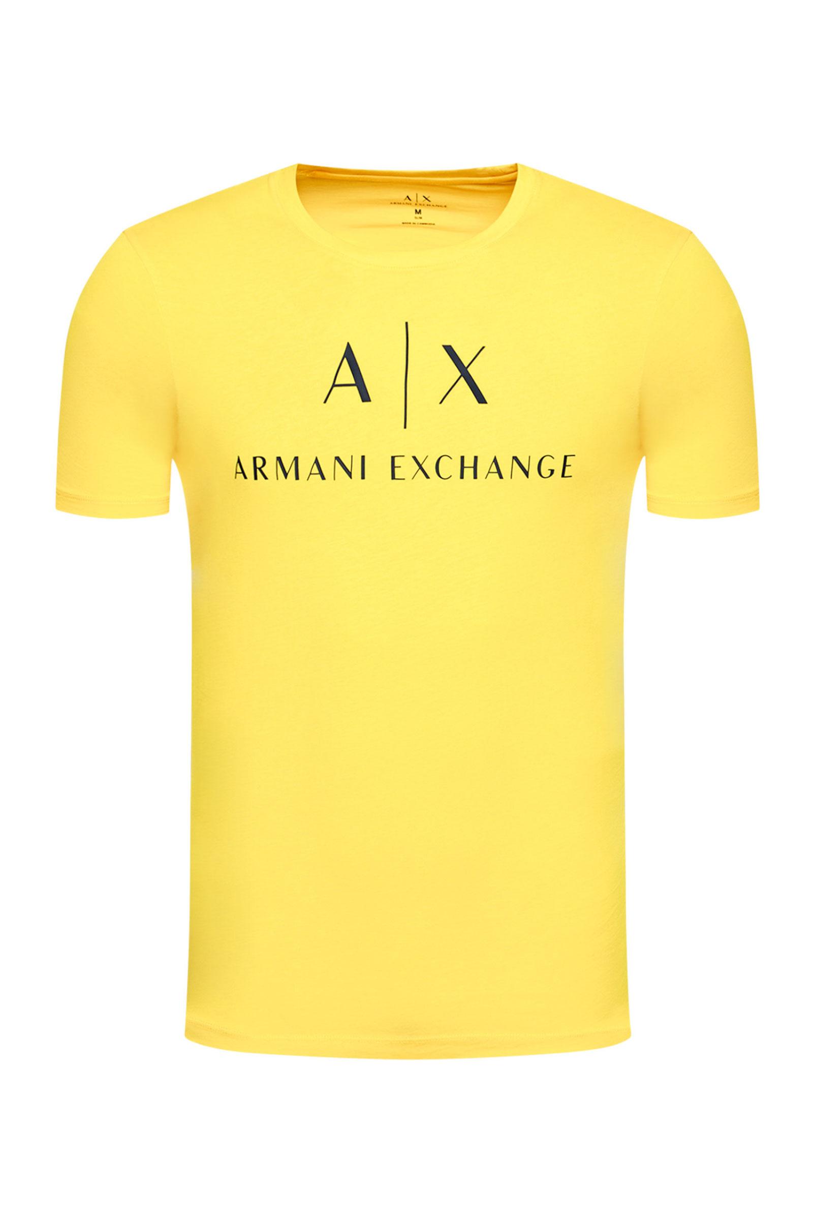 ARMANI EXCHANGE T-Shirt Uomo ARMANI EXCHANGE   T-Shirt   8NZTCJ Z8H4Z1620