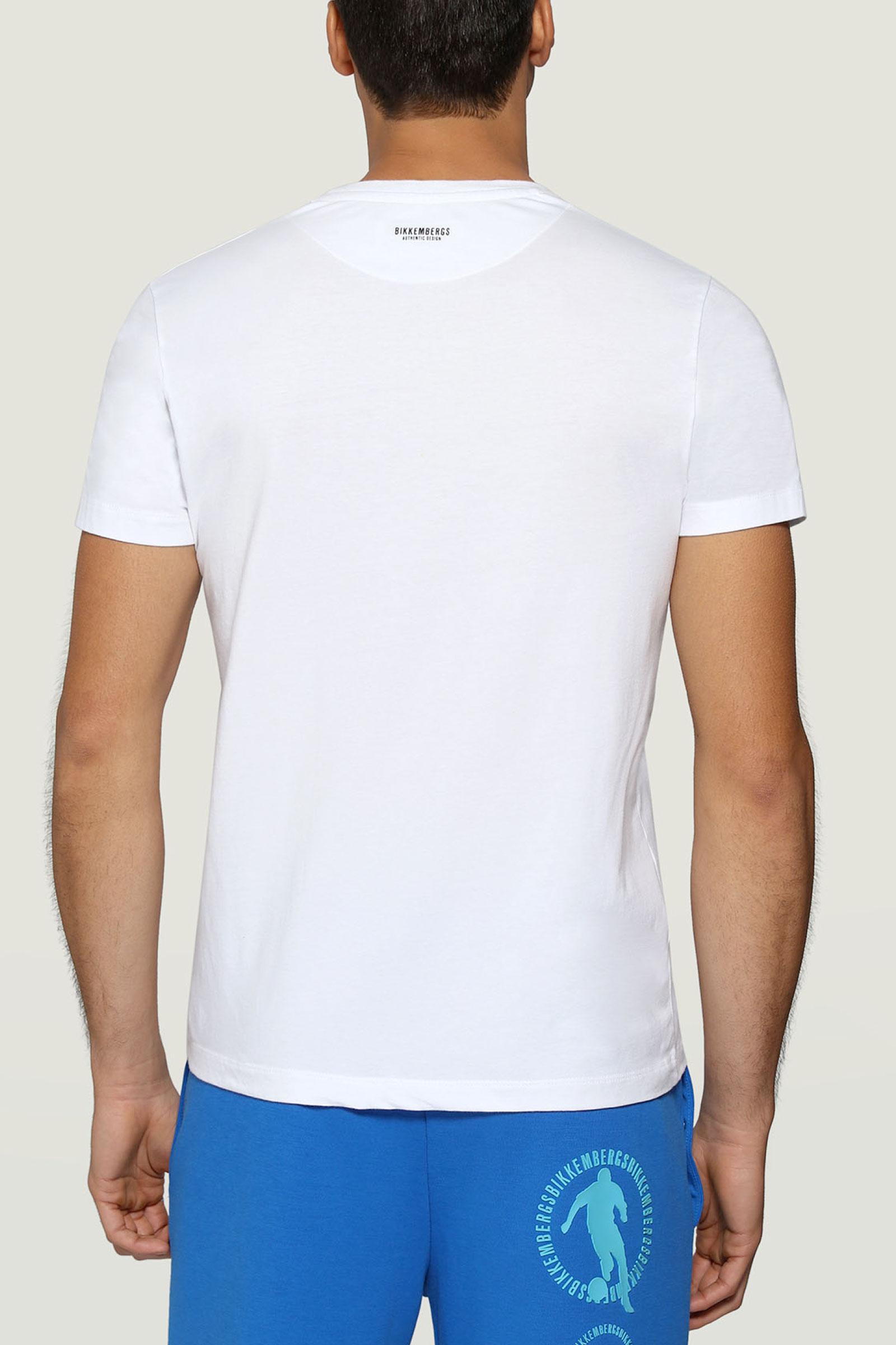 BIKKEMBERGS   T-Shirt   C 4 101 30 E 2231A00