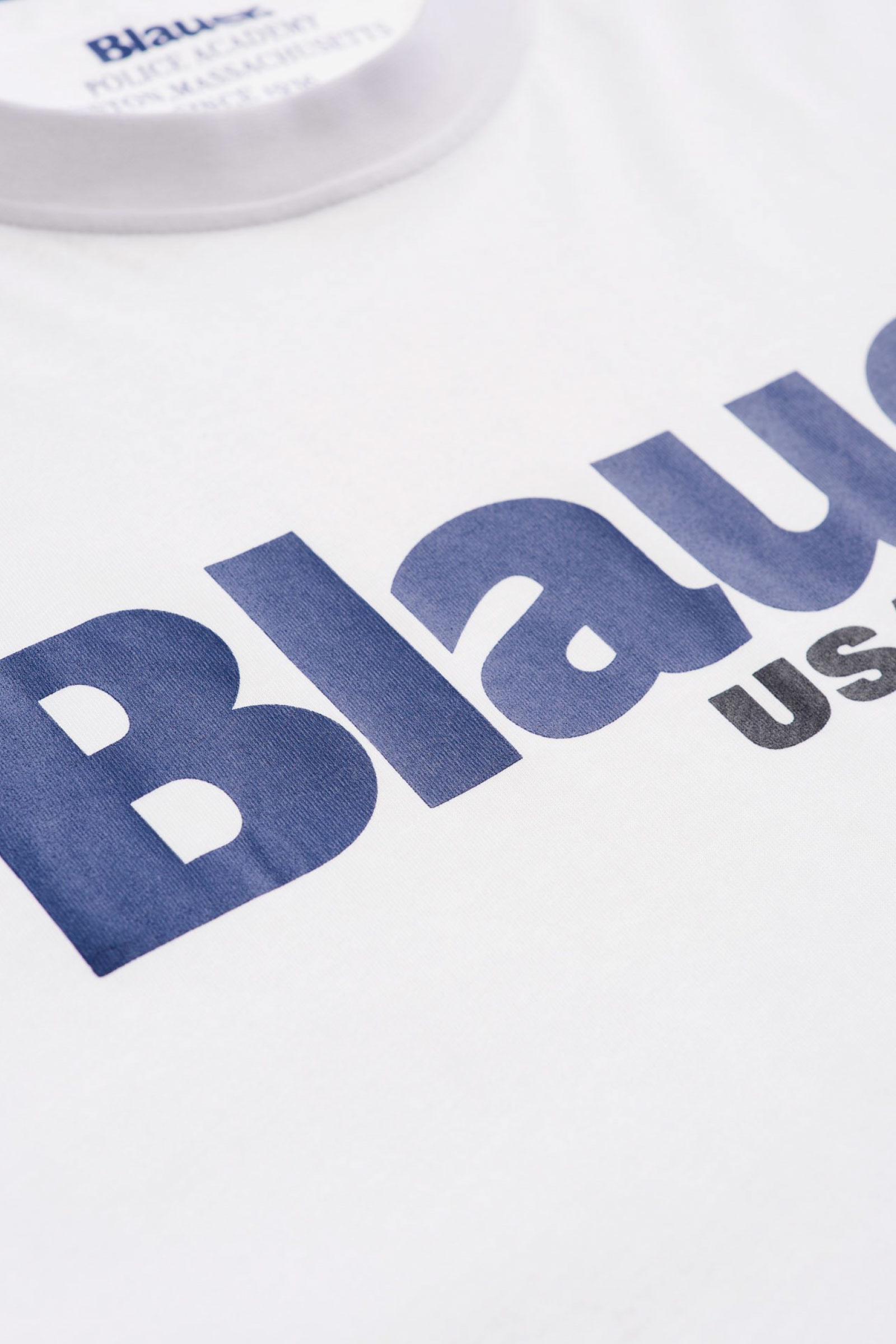 BLAUER Men's T-Shirt BLAUER   T-Shirt   21SBLUH02128100