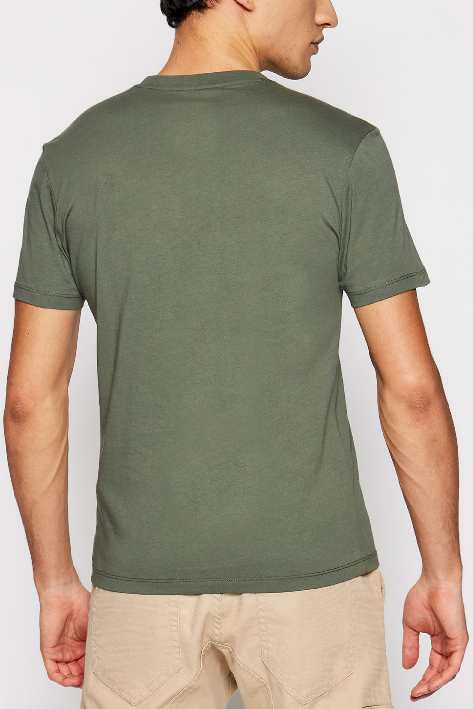 BLAUER Men's T-Shirt BLAUER | T-Shirt | 21SBLUH02128702