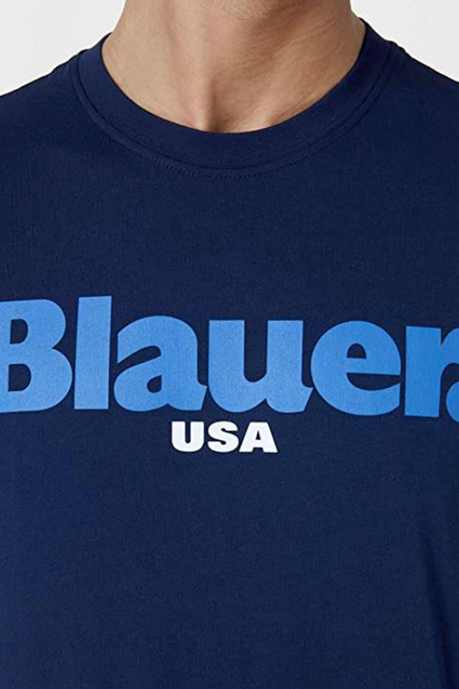 BLAUER T-Shirt Uomo BLAUER | T-Shirt | 21SBLUH02128802