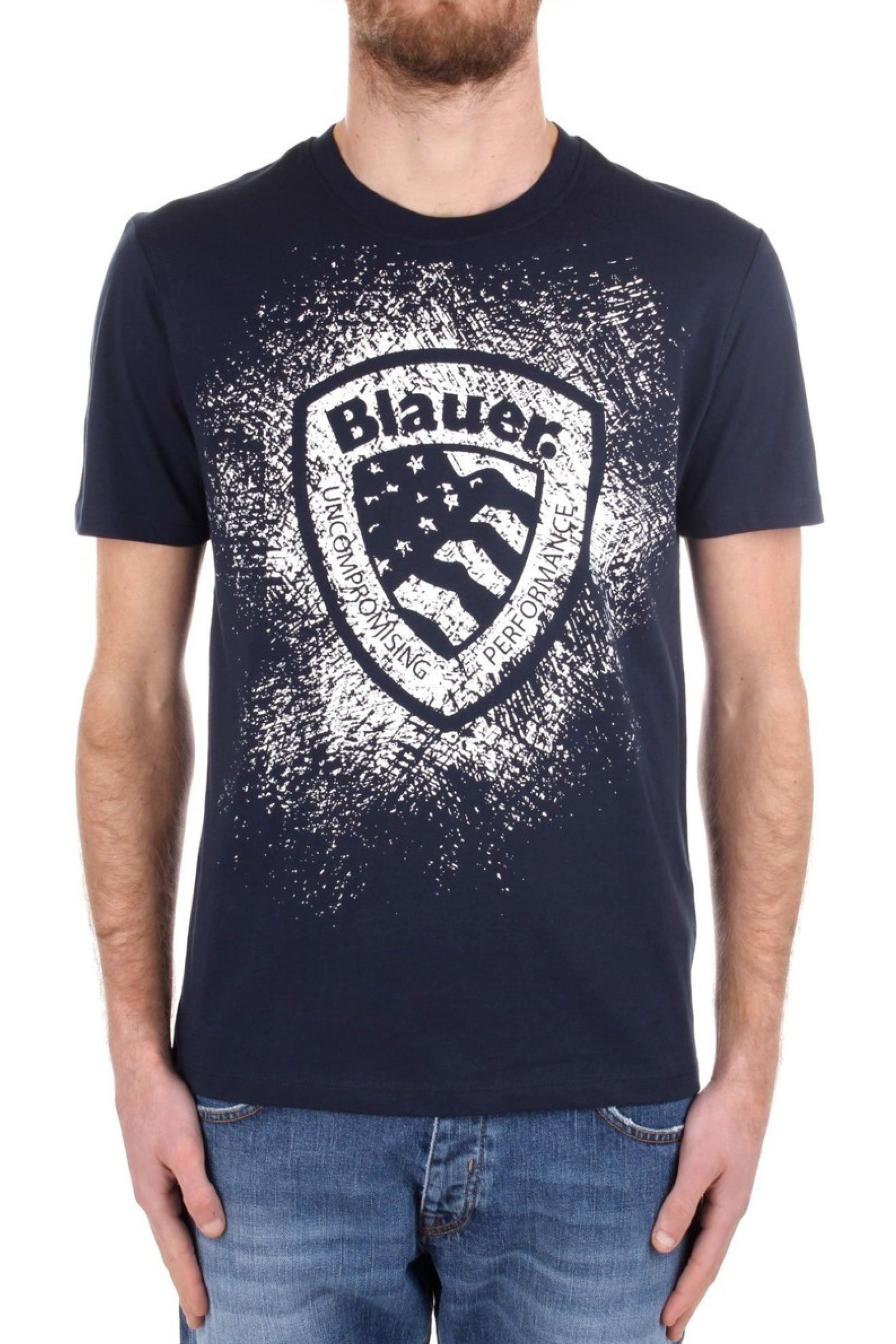 BLAUER T-Shirt Uomo BLAUER | T-Shirt | 21SBLUH02134802