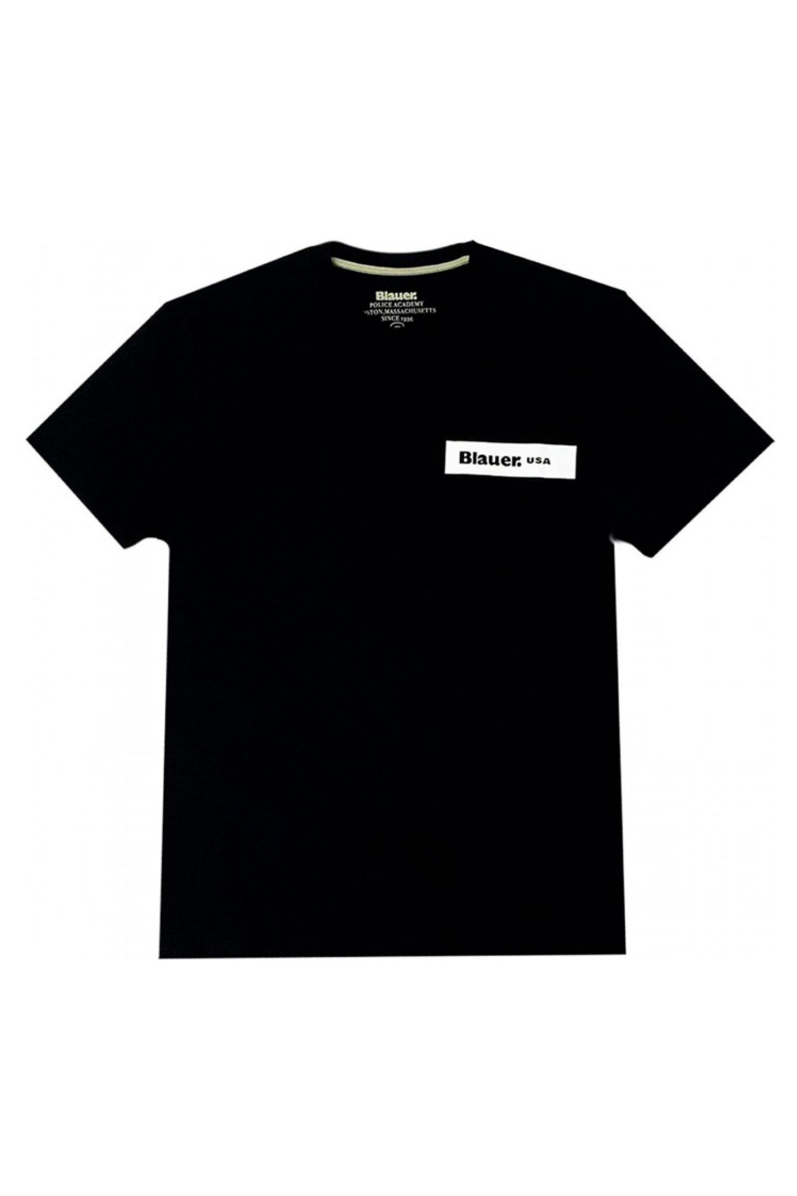 BLAUER Men's T-Shirt BLAUER | T-Shirt | 21SBLUH02136999