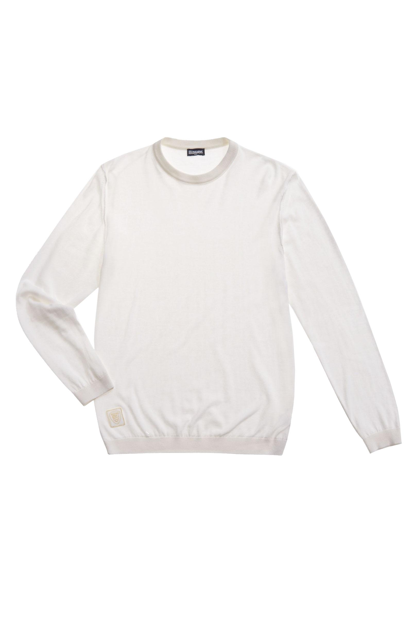 BLAUER Men's Sweater BLAUER | Mesh | 21SBLUM01308100