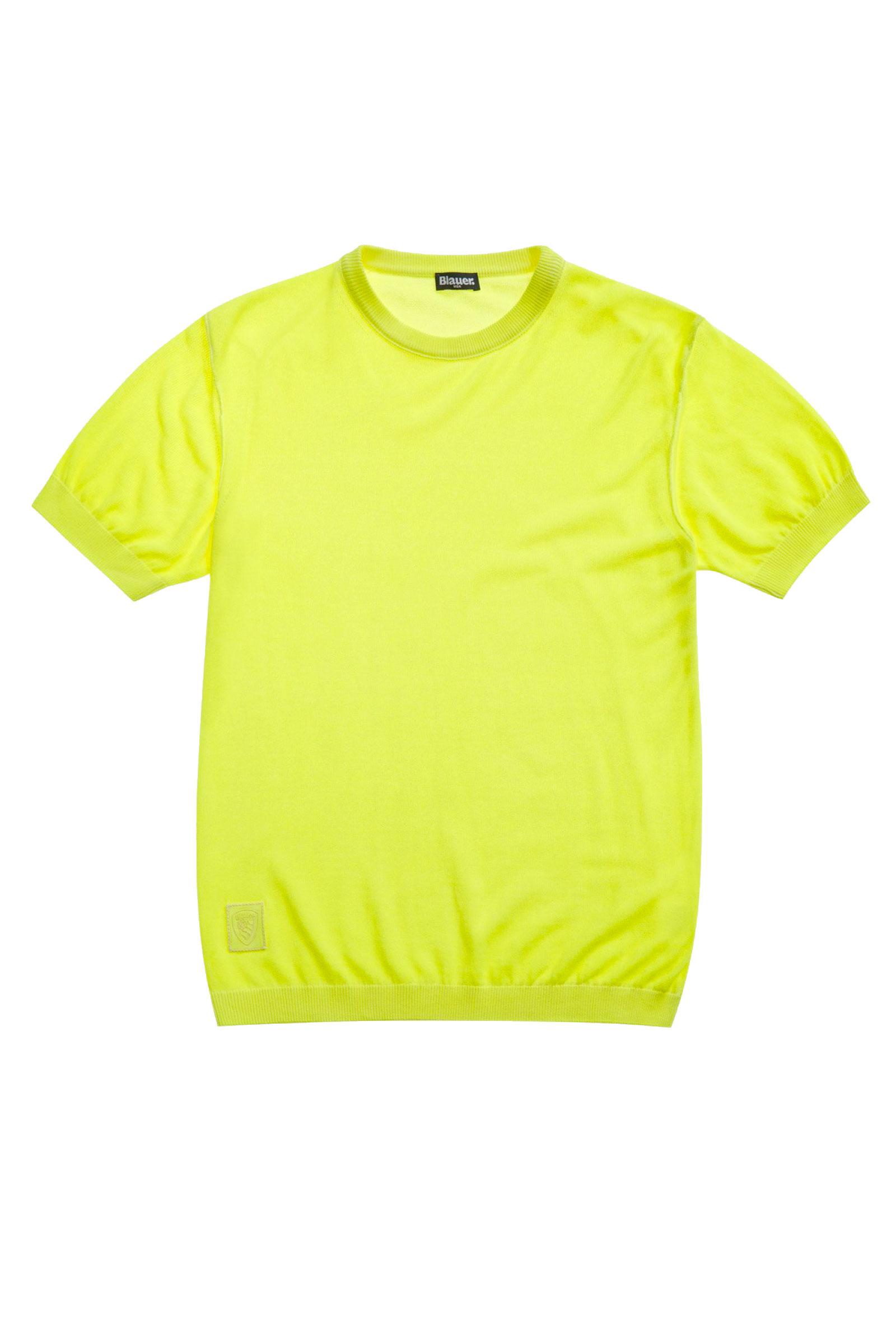 BLAUER Men's Sweater BLAUER | Mesh | 21SBLUM01310040