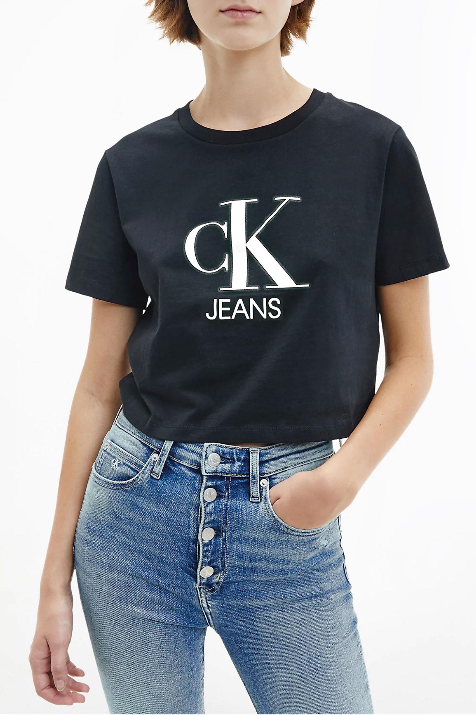 CALVIN KLEIN JEANS T-Shirt Donna CALVIN KLEIN JEANS | T-Shirt | J20J215312BEH