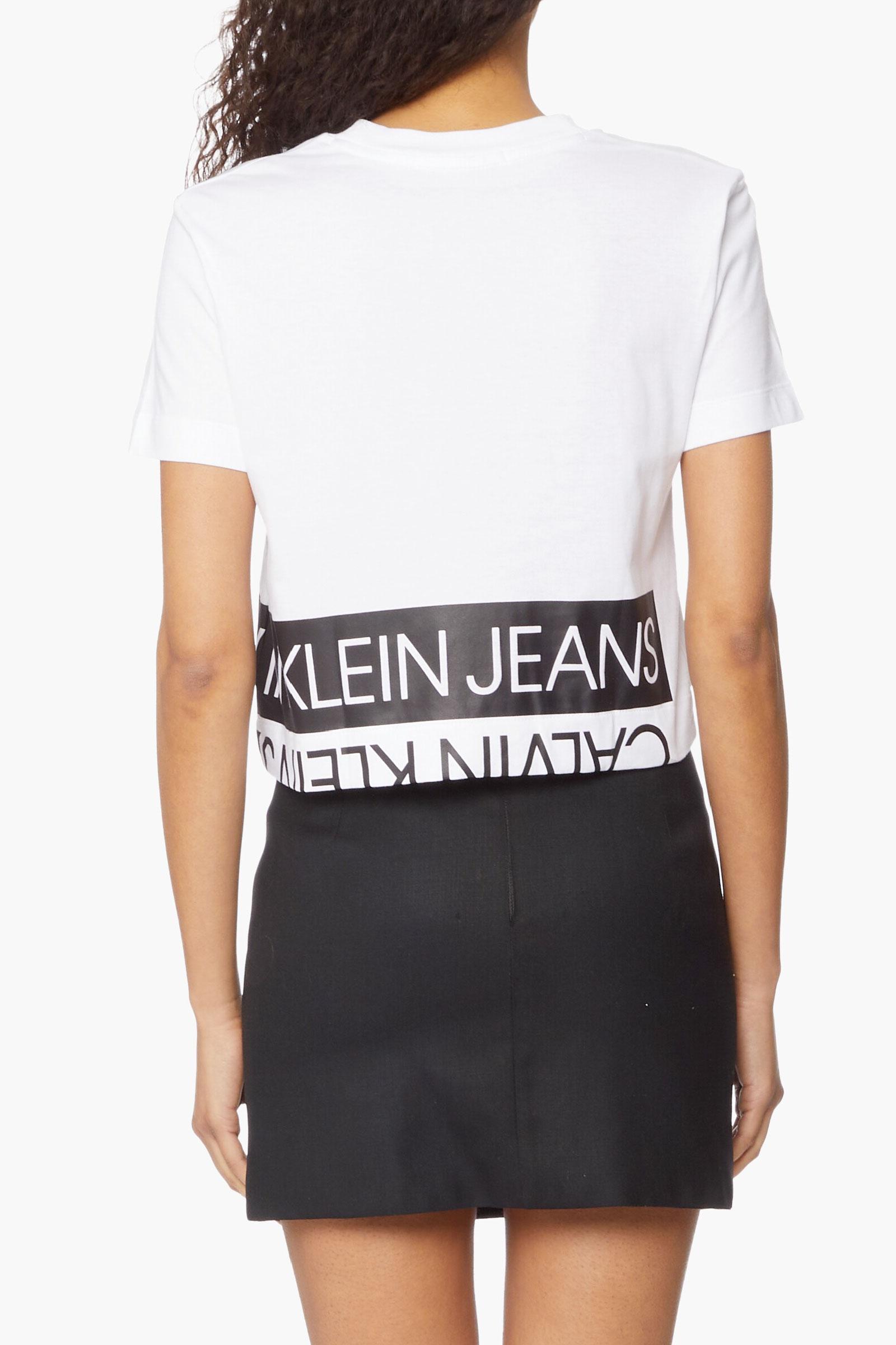 CALVIN KLEIN JEANS Women's T-Shirt CALVIN KLEIN JEANS   T-Shirt   J20J215324YAF