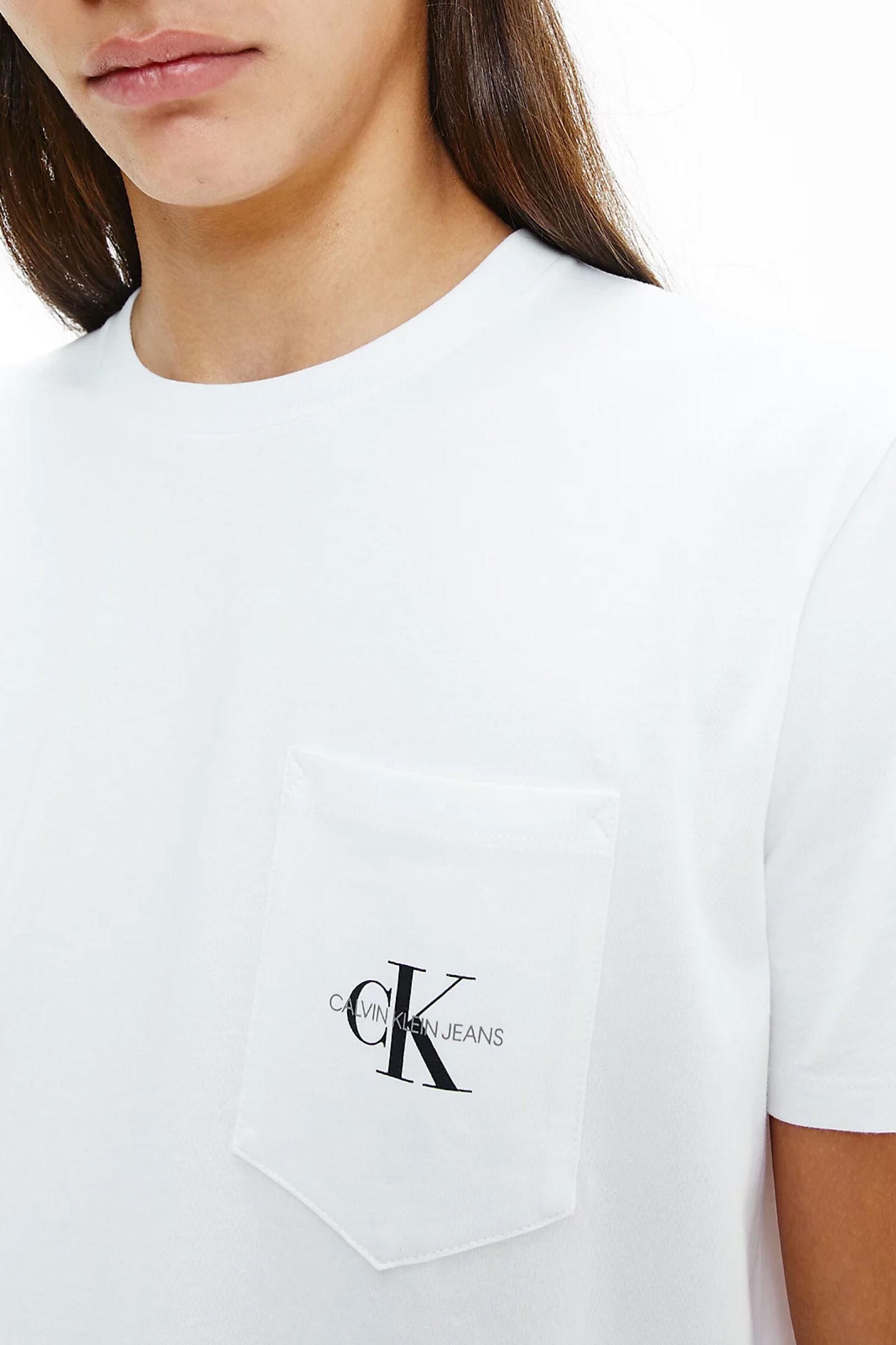 CALVIN KLEIN JEANS   T-Shirt   J30J317294YAF