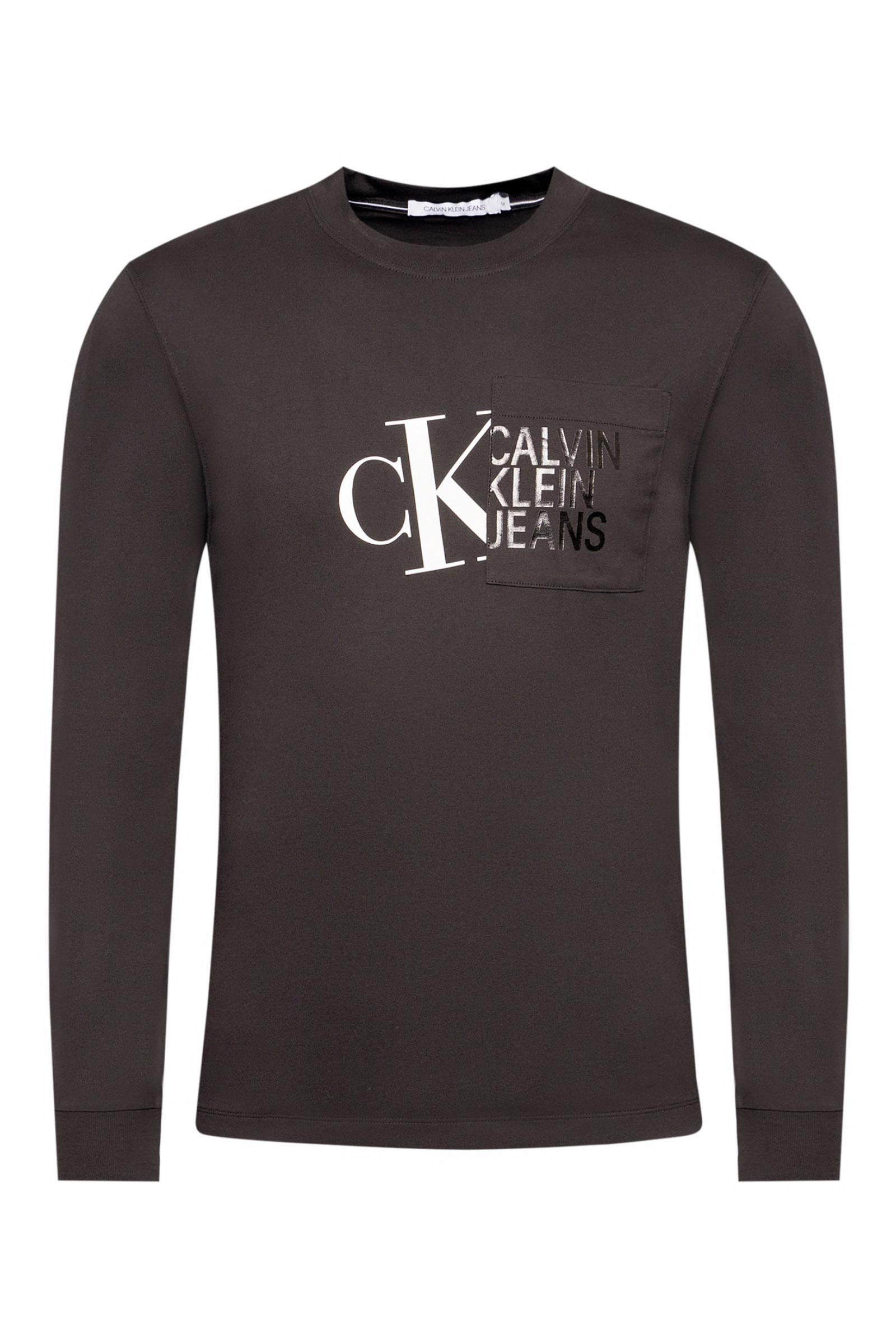 CALVIN KLEIN JEANS T-Shirt Uomo CALVIN KLEIN JEANS   T-Shirt   J30J317454BEH