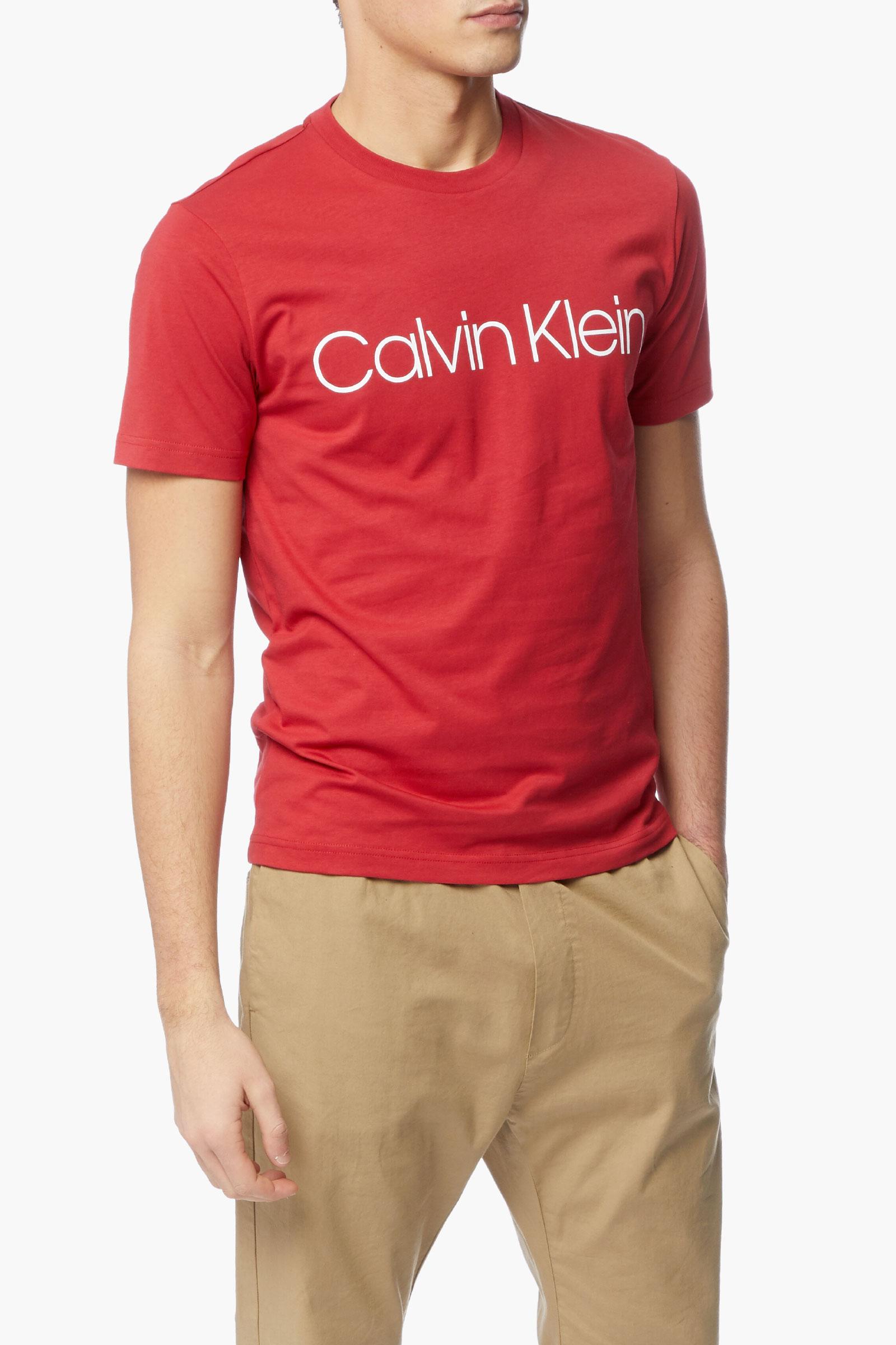 CALVIN KLEIN T-Shirt Uomo CALVIN KLEIN | T-Shirt | K10K103078XA9