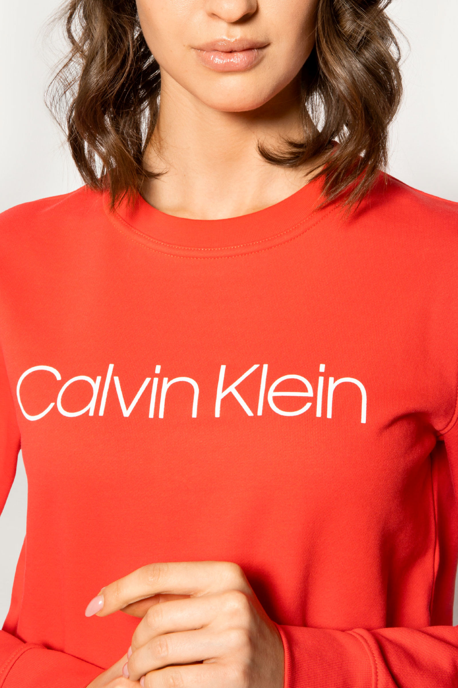 CALVIN KLEIN Felpa Donna CALVIN KLEIN | Felpa | K20K202017XL7