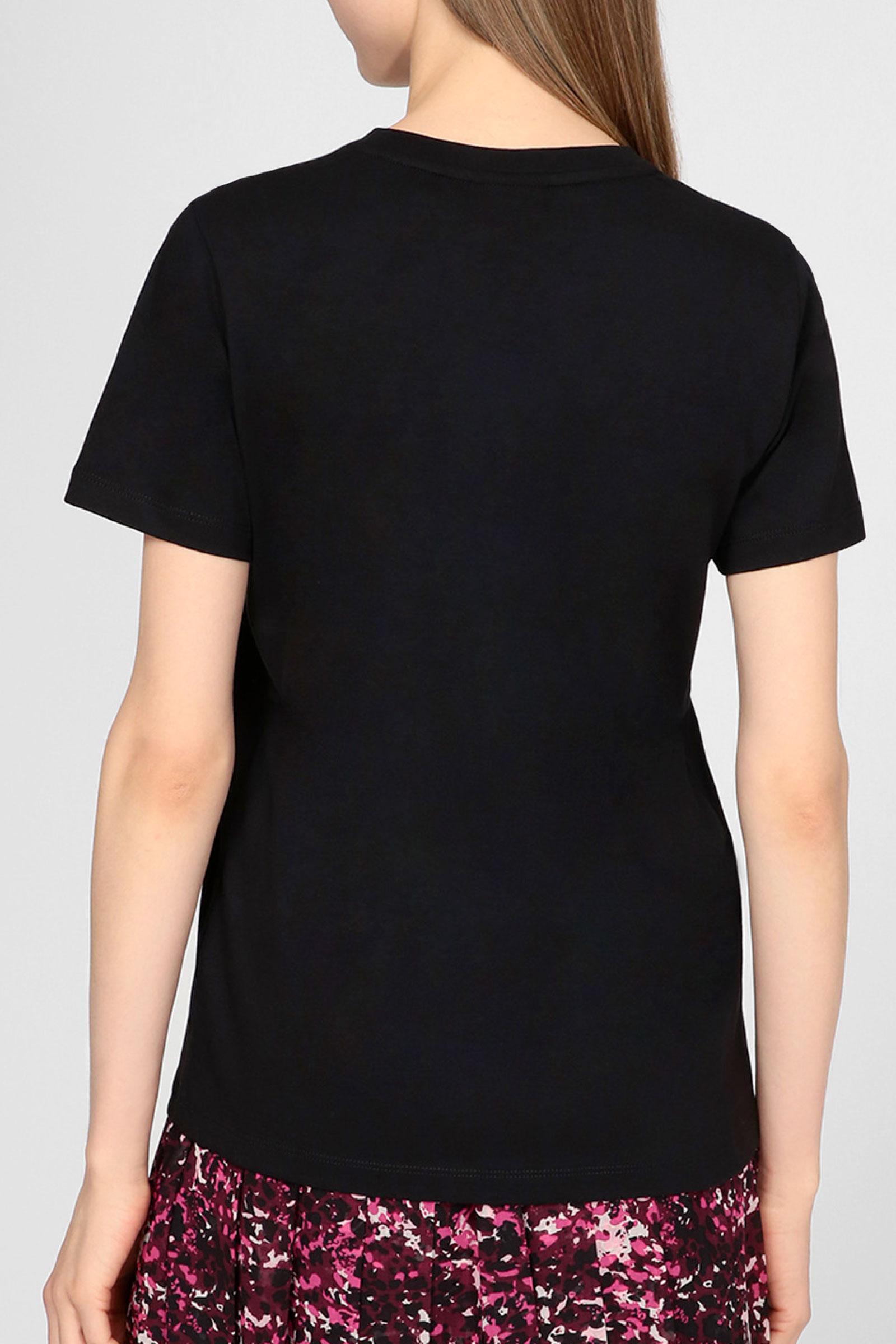 CALVIN KLEIN T-Shirt Donna CALVIN KLEIN   T-Shirt   K20K202018BDS
