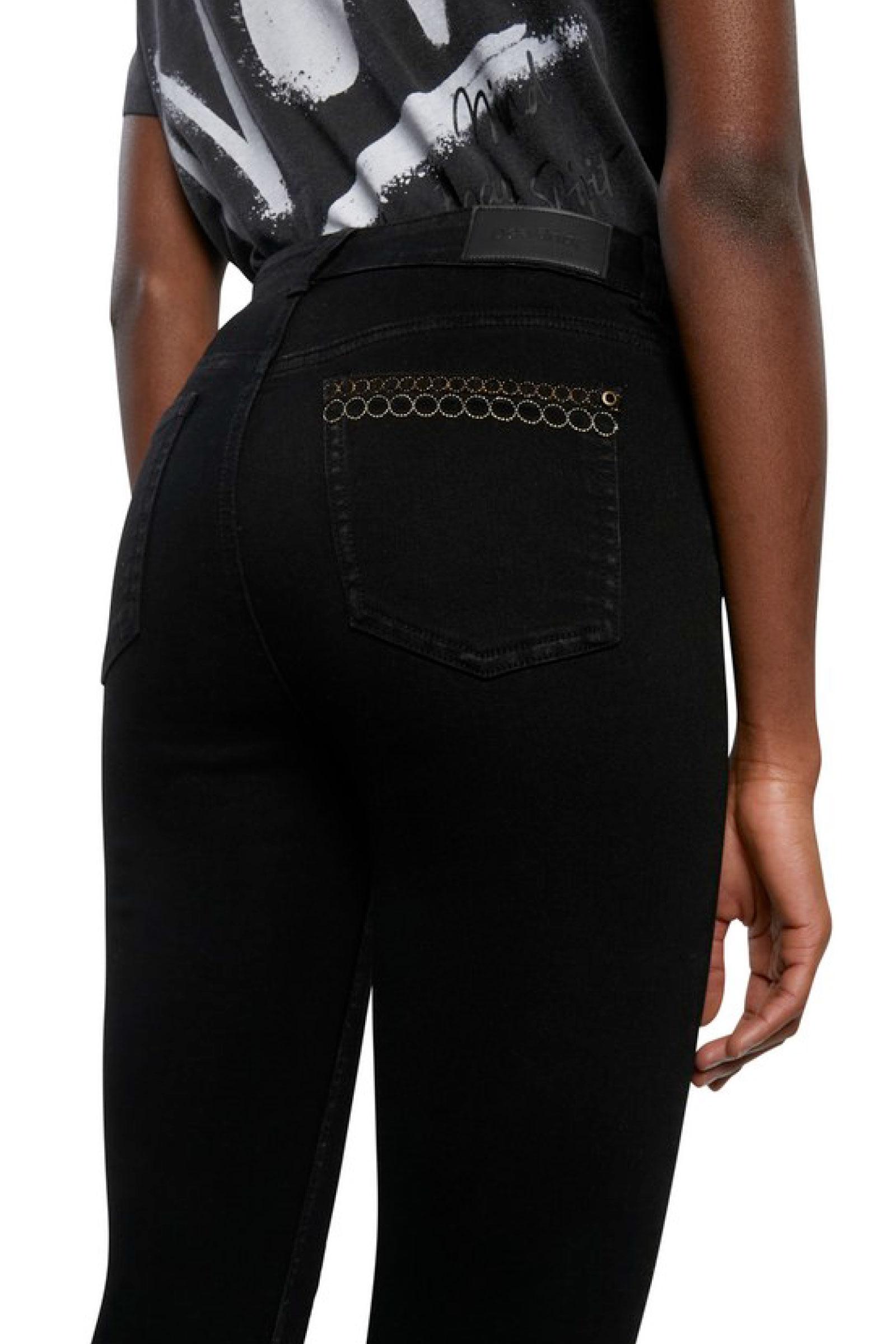 Jeans Modello BELGICA DESIGUAL | Jeans | 21SWDD132000