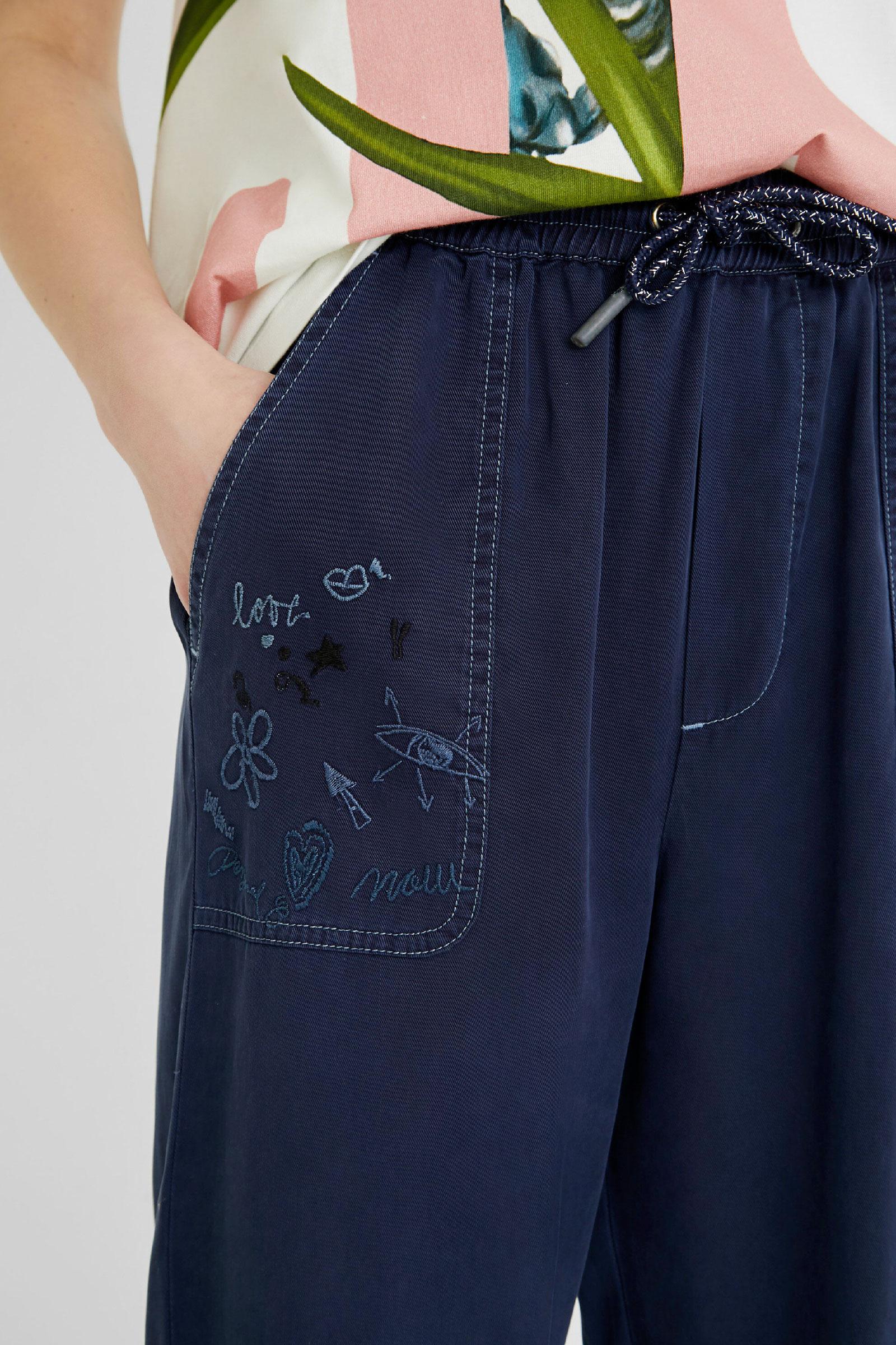 DESIGUAL   Trousers   21SWPN245000