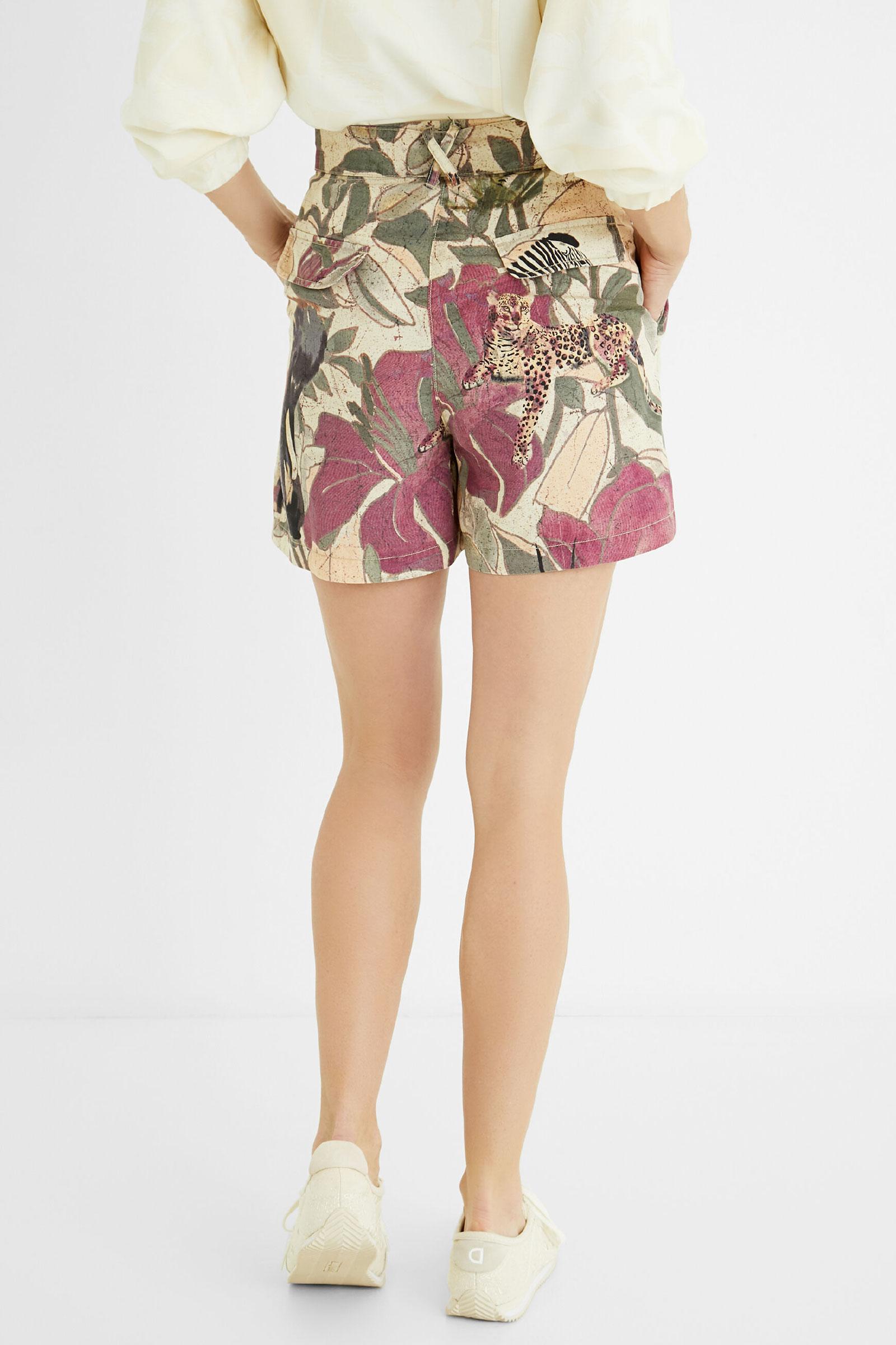 DESIGUAL | Trousers | 21SWPN371023