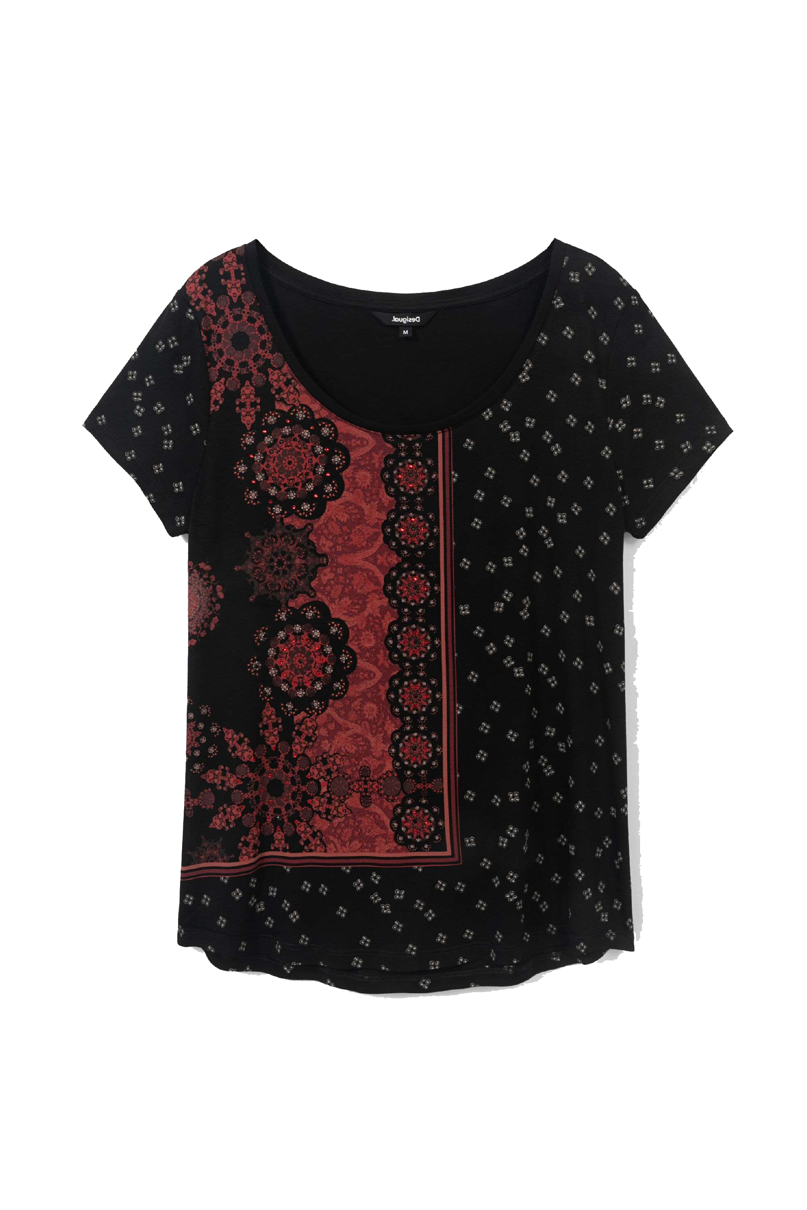 T-Shirt Modello ESTAMBUL DESIGUAL | T-Shirt | 21SWTK652000