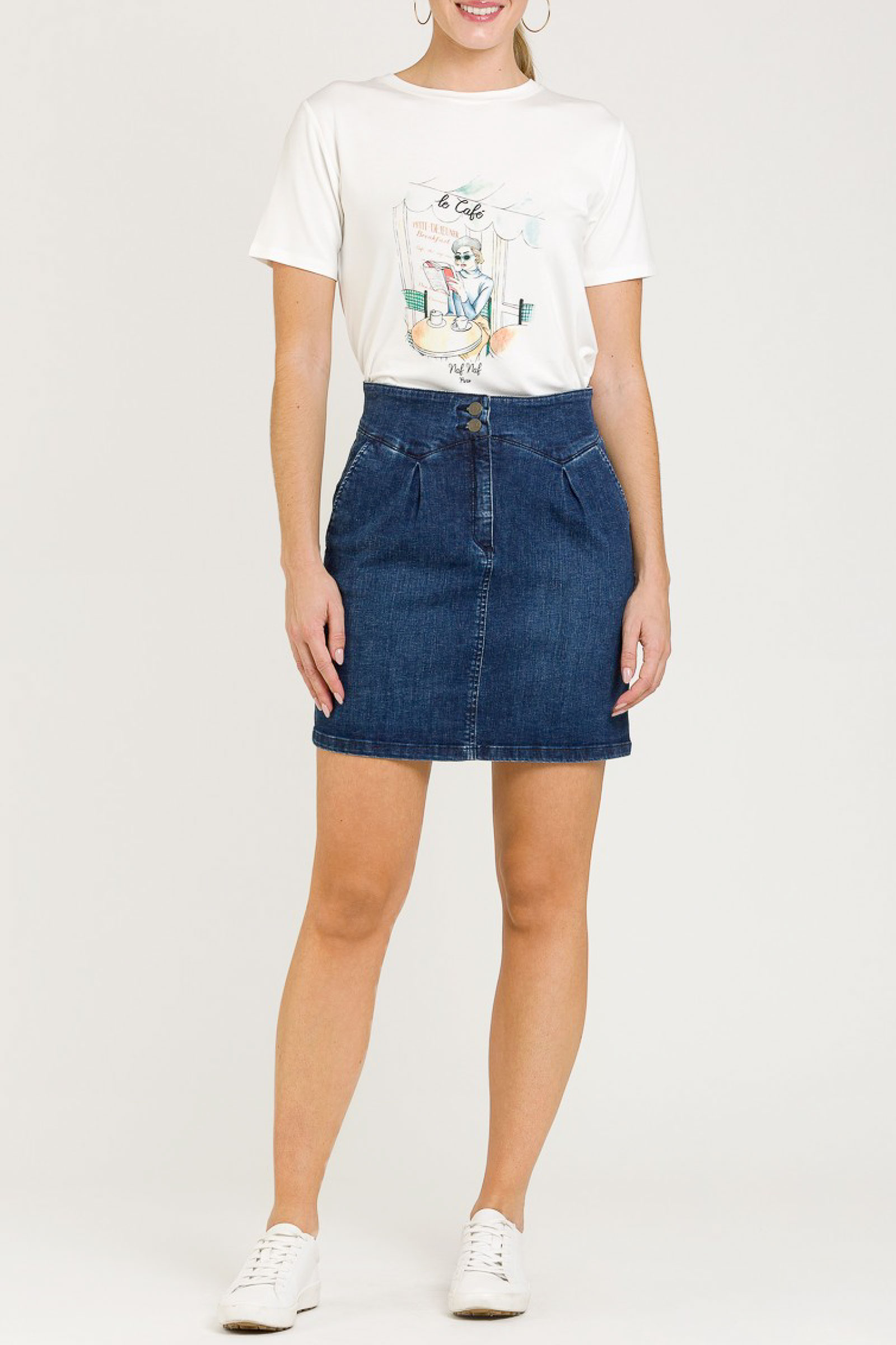 NAF NAF | Skirt | PENJ440306