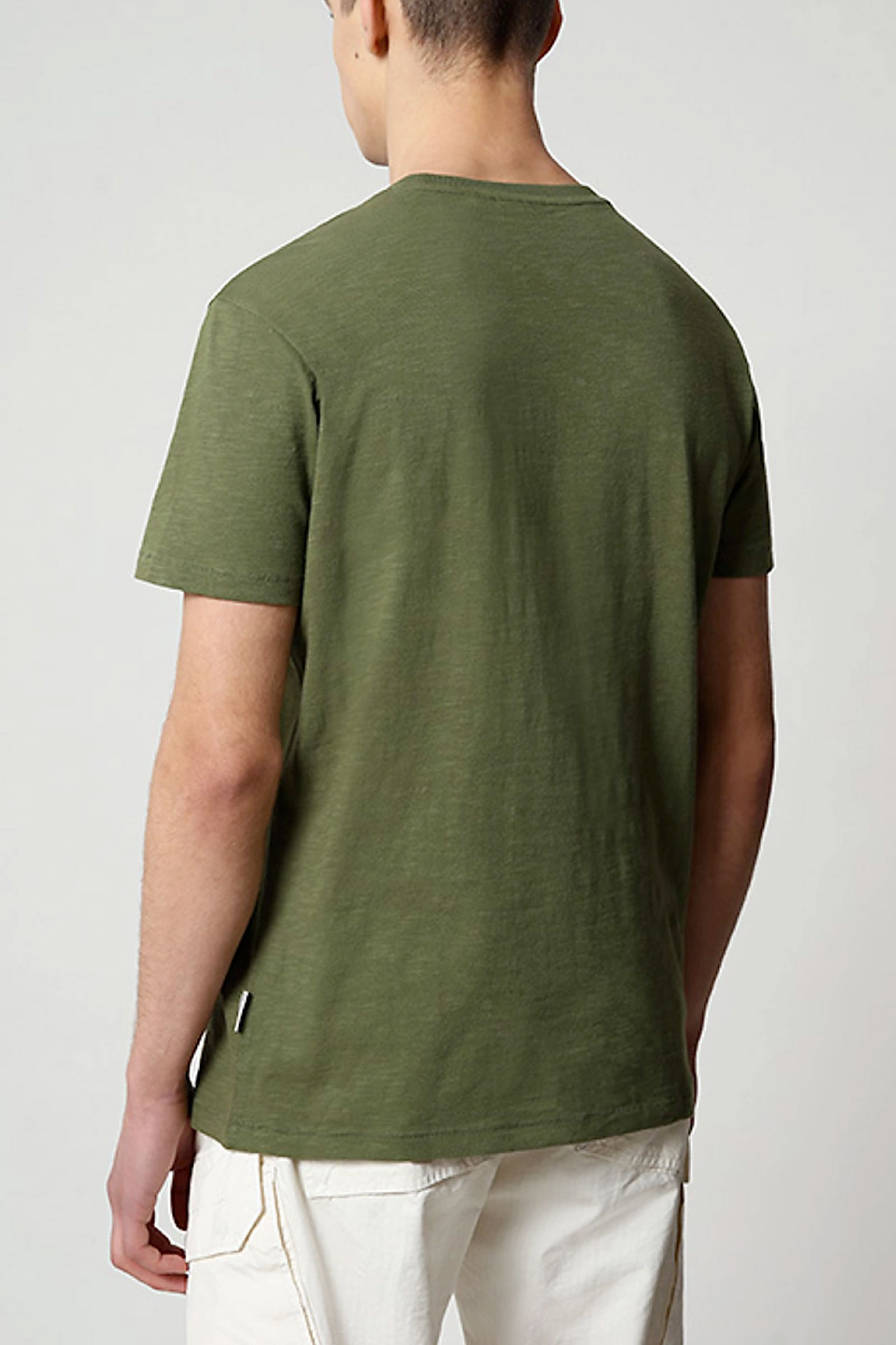T-Shirt Uomo Modello SILEA NAPAPIJRI | T-Shirt | NP0A4F6JG2C1