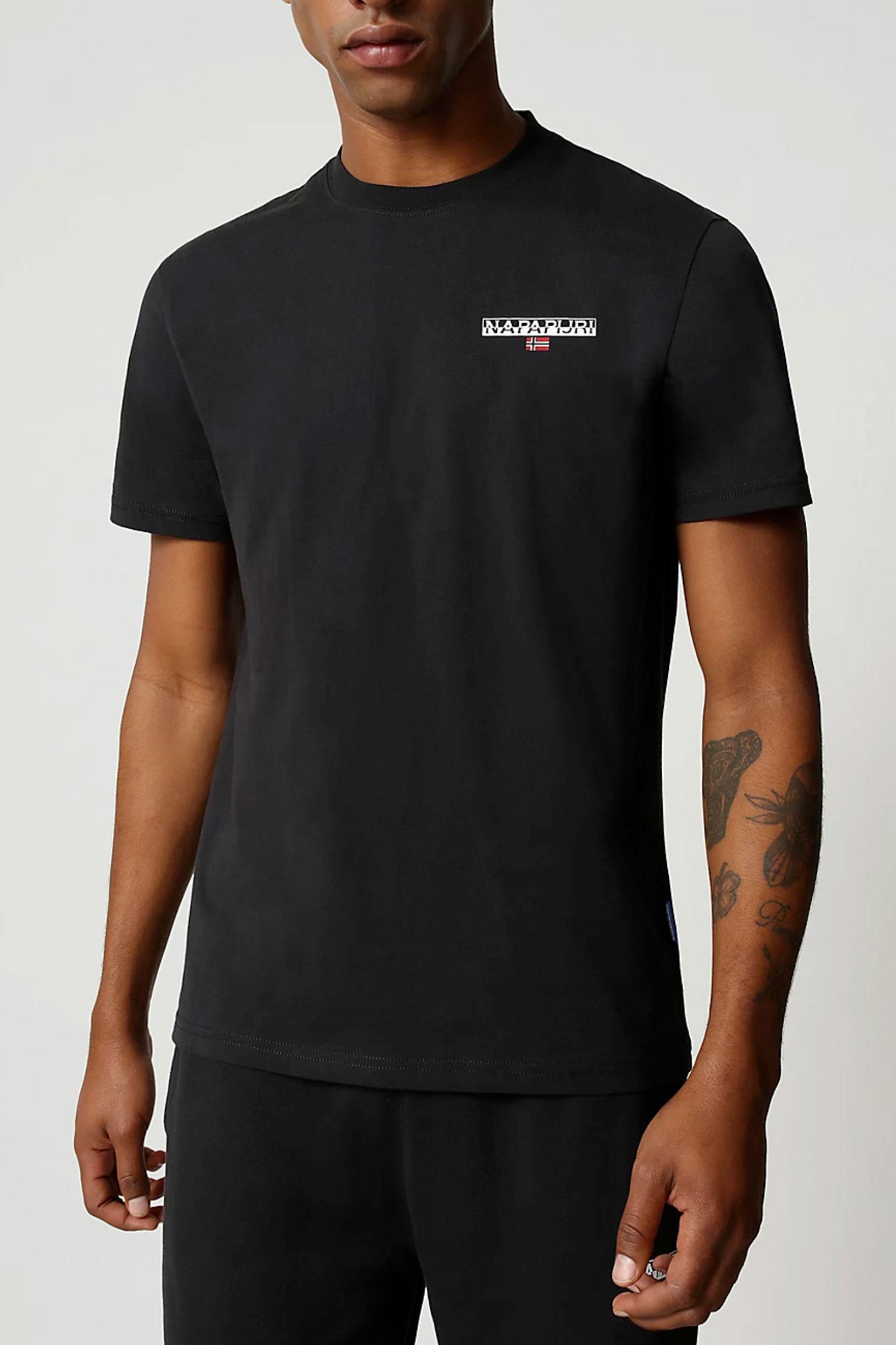 T-Shirt Uomo Modello S-ICE SS 1 NAPAPIJRI | T-Shirt | NP0A4F6V411