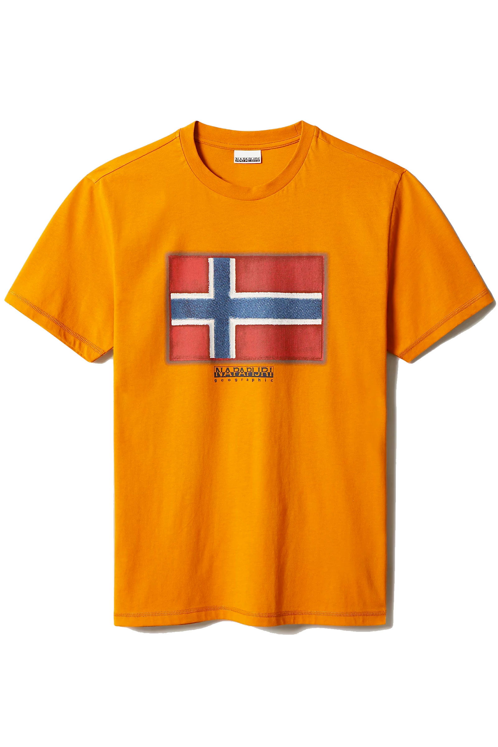 T-Shirt Uomo Modello SIROL SS NAPAPIJRI   T-Shirt   NP0A4F9RA581