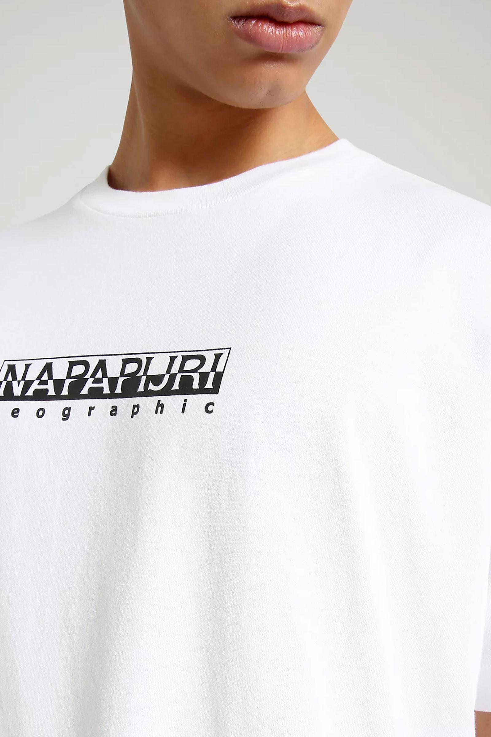 T-Shirt Uomo Modello S-BOX SS 1 NAPAPIJRI | T-Shirt | NP0A4FF521