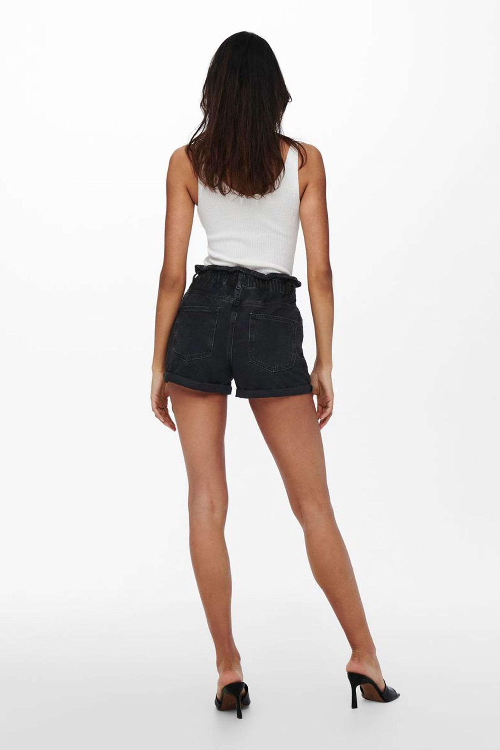 ONLY Shorts Donna ONLY | Shorts | 15200196Black Denim