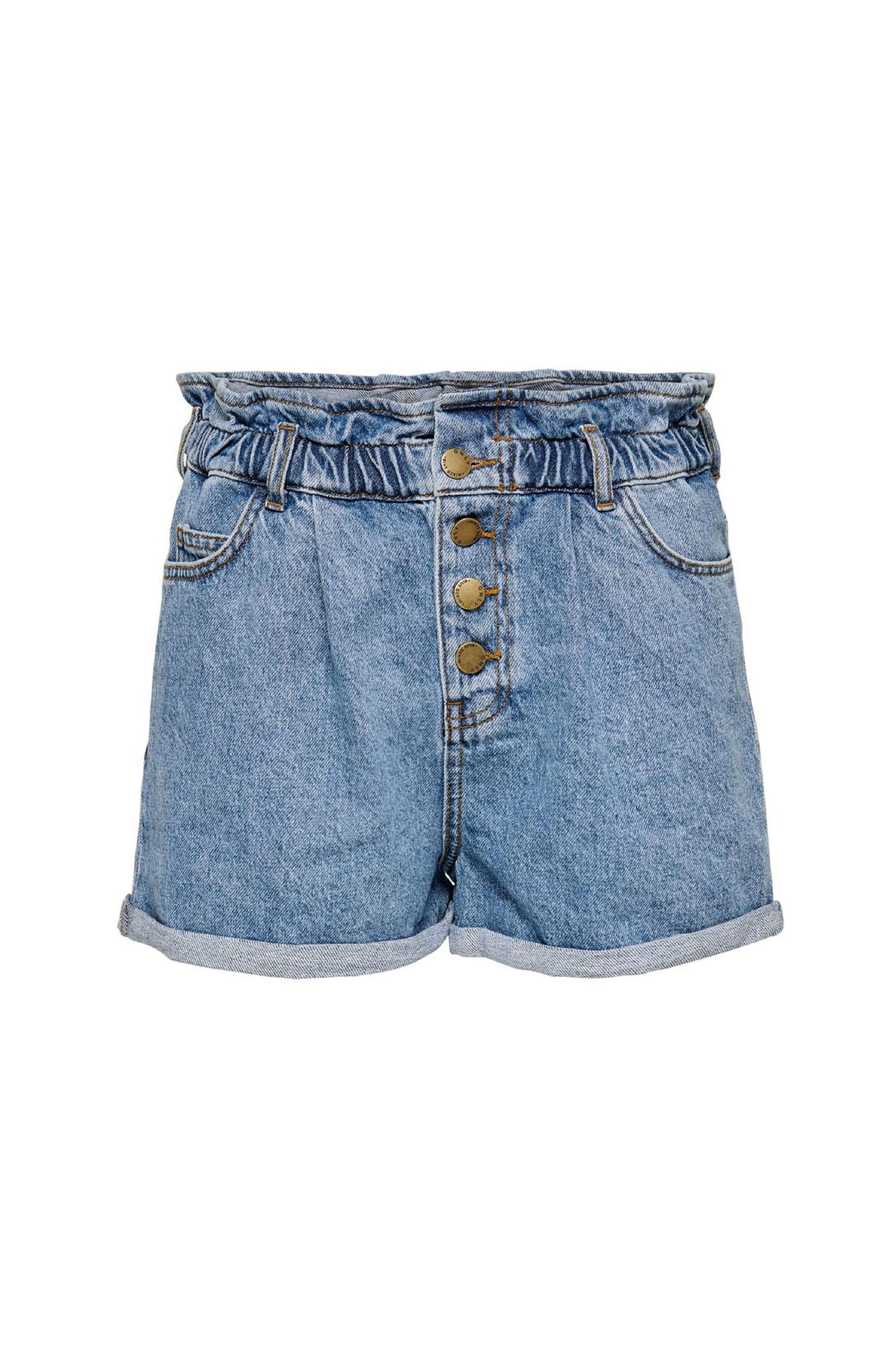 ONLY Shorts Donna Medium Blue Denim ONLY      15200196Medium Blue Denim